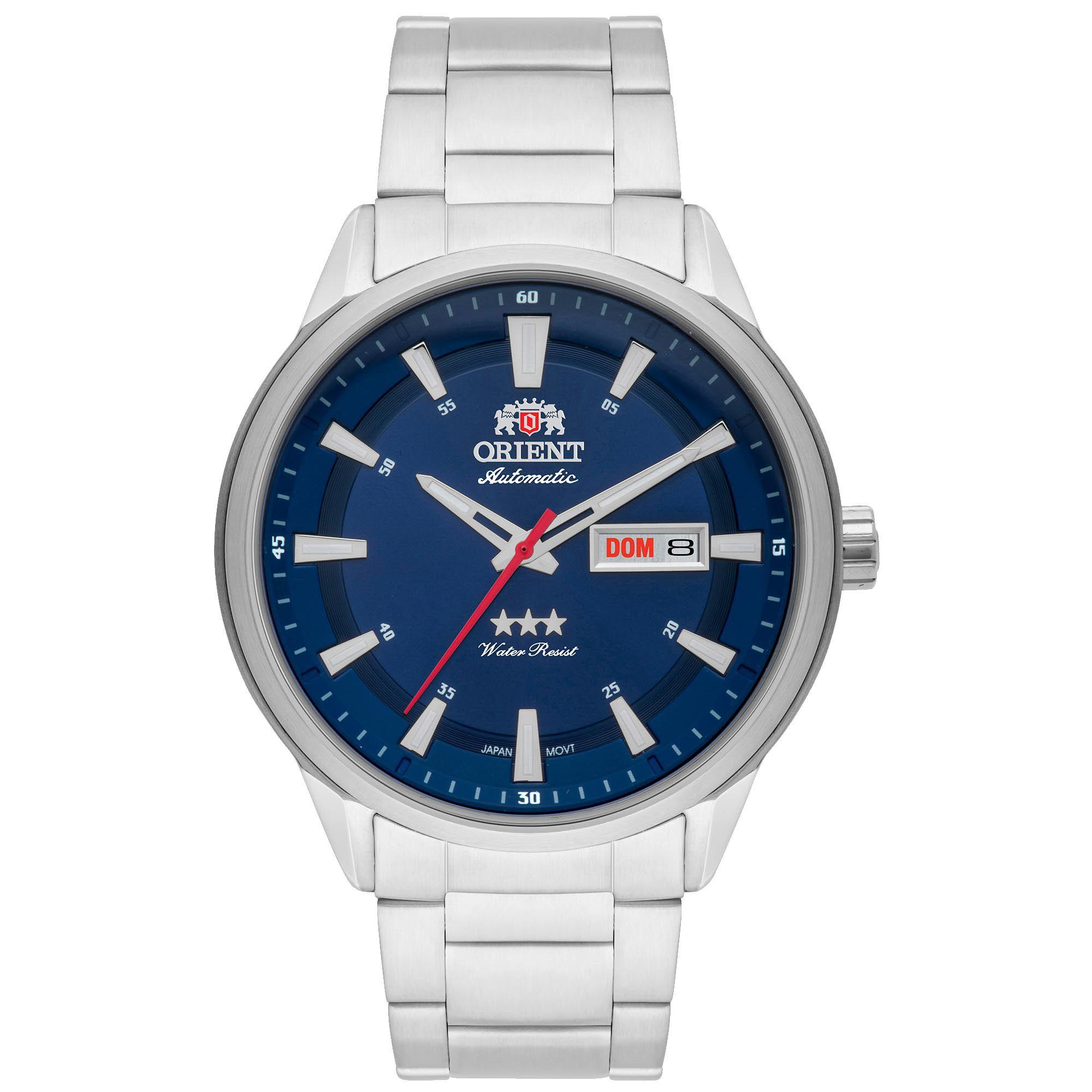Relógio Masculino Orient 469SS065 D1SX