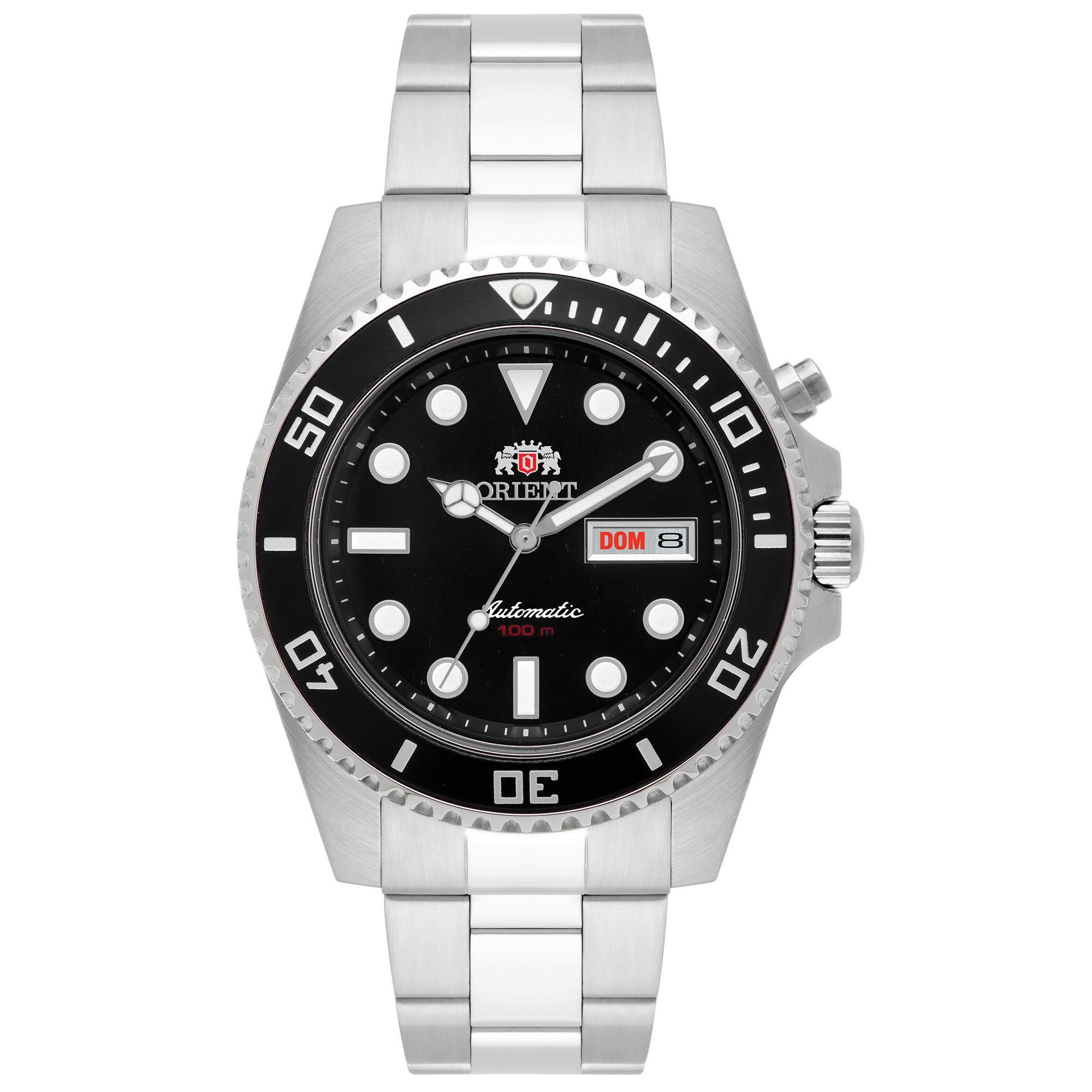 Relógio Masculino Orient 469SS066 P1SX