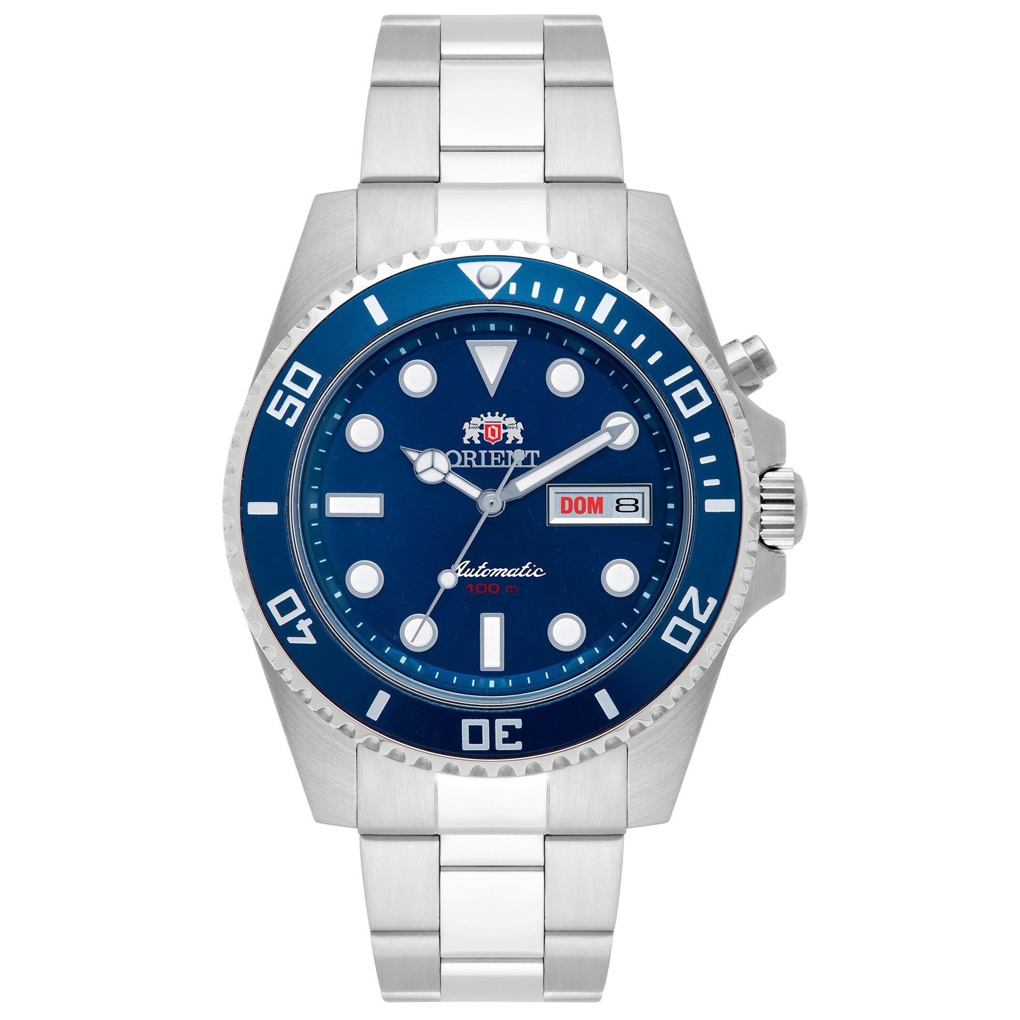 Relógio Masculino Orient 469SS067 D1SX