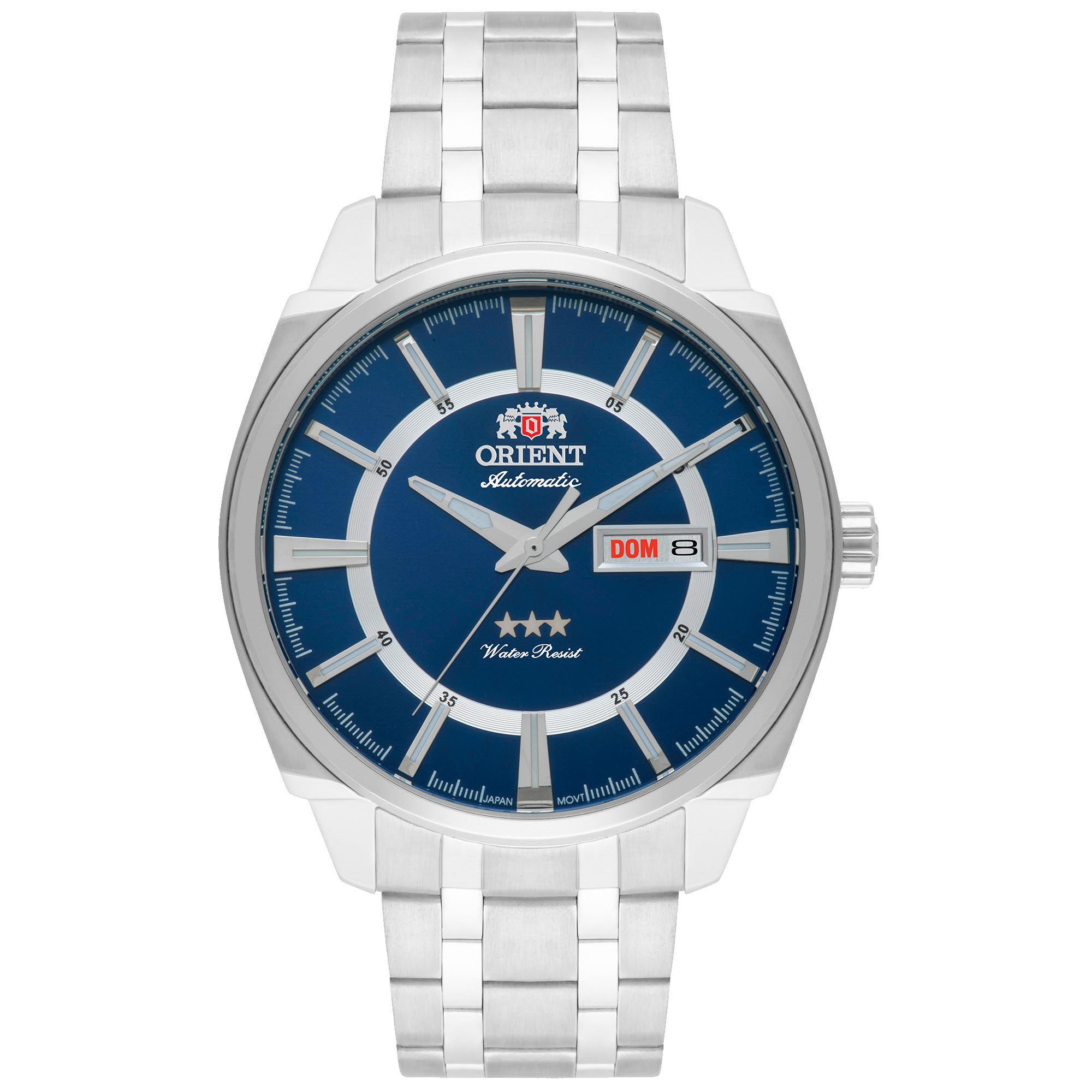 Relógio Masculino Orient 469SS071 D1SX