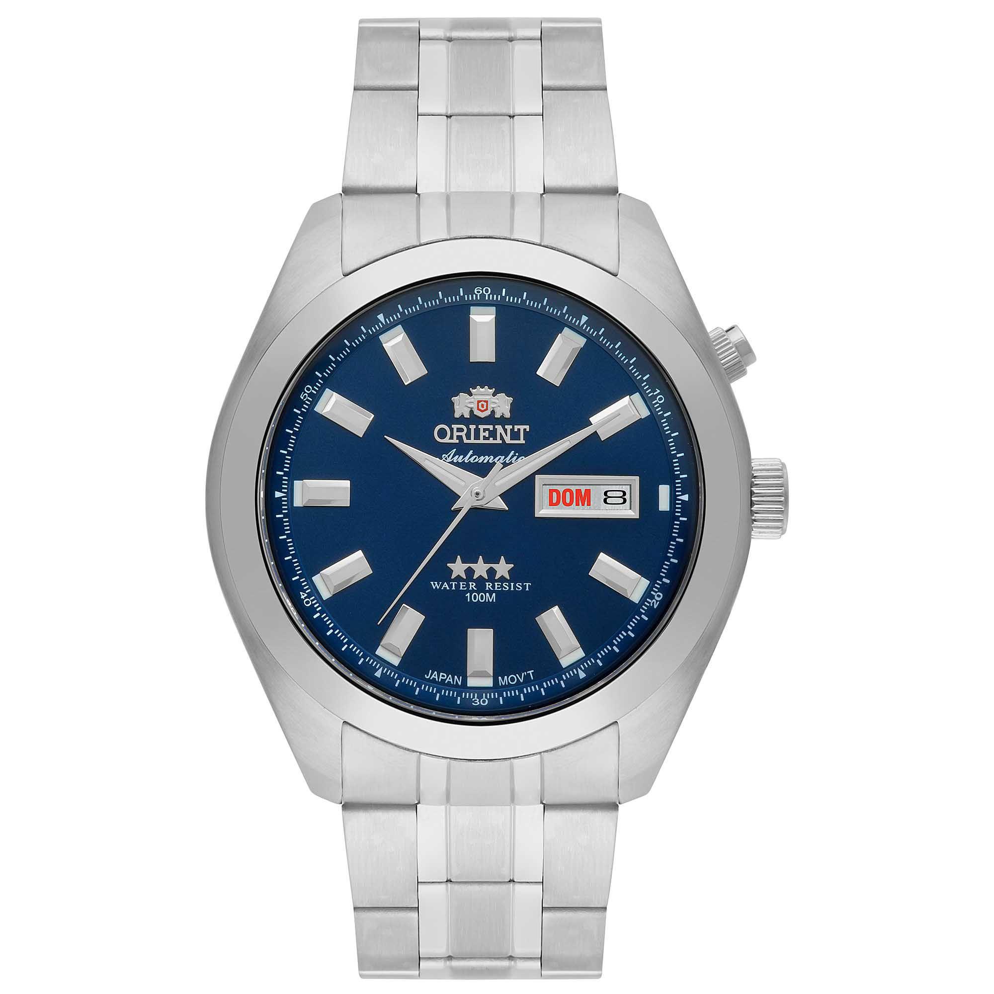 Relógio Masculino Orient 469SS075 D1SX