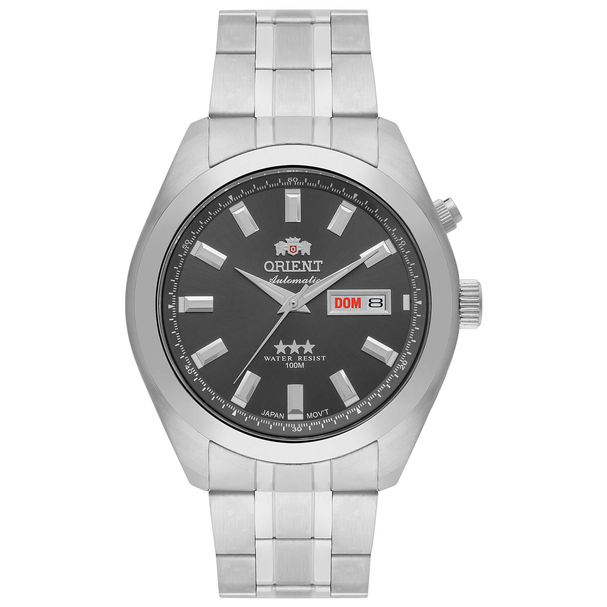 Relógio Masculino Orient 469SS075 G1SX