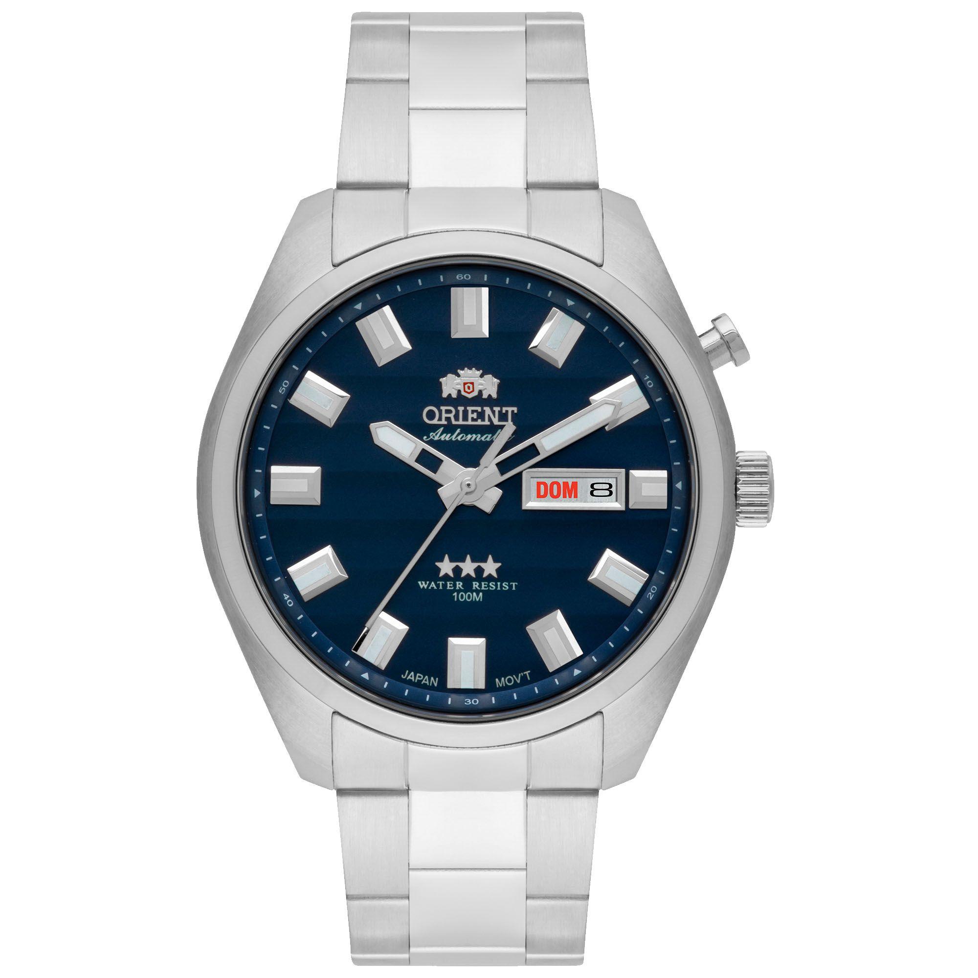 Relógio Masculino Orient 469SS076 D1SX