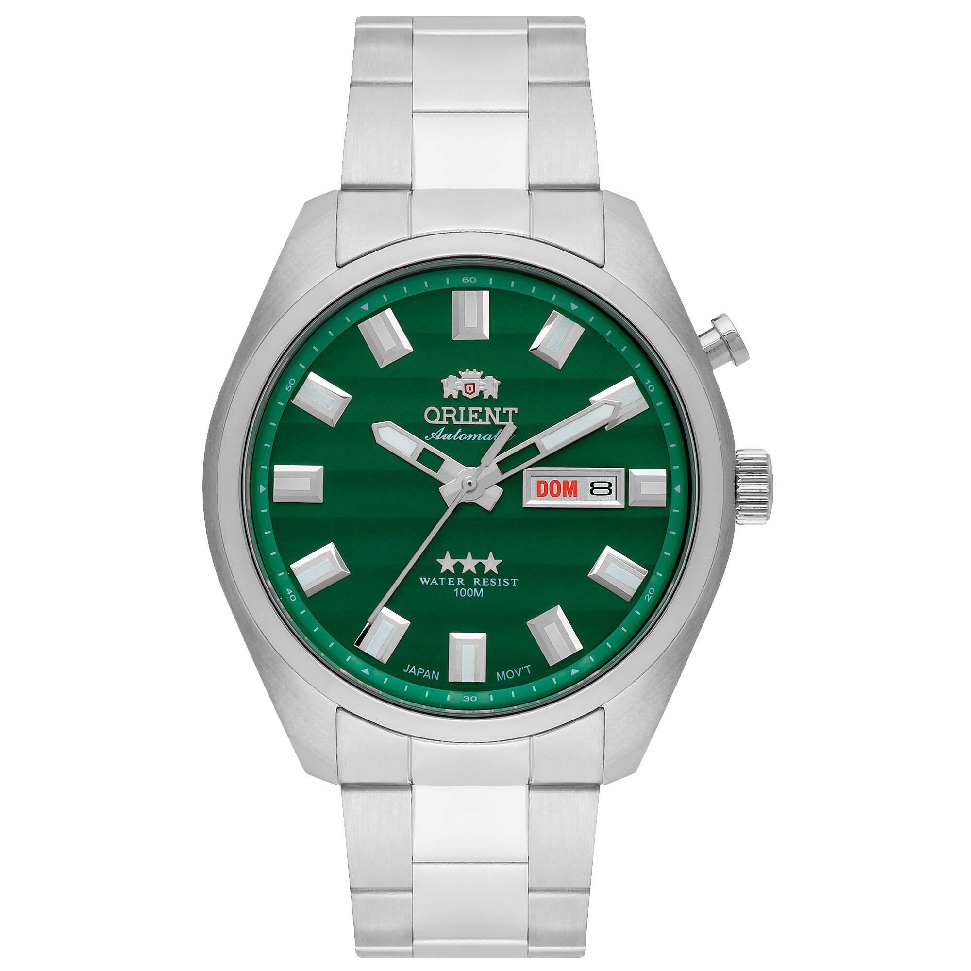 Relógio Masculino Orient 469SS076 E1SX