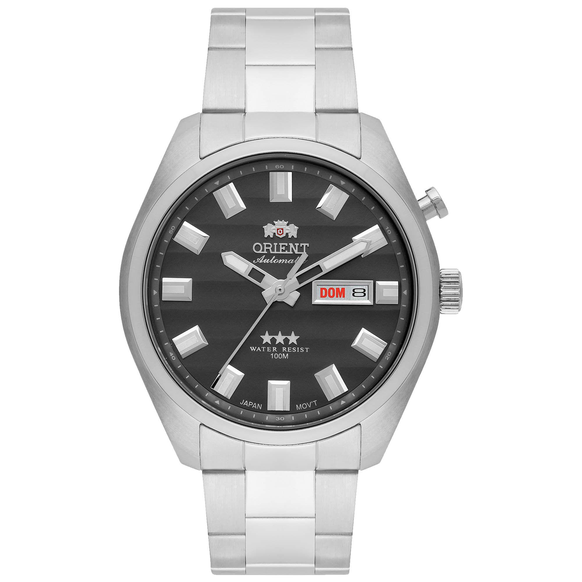 Relógio Masculino Orient 469SS076 G1SX
