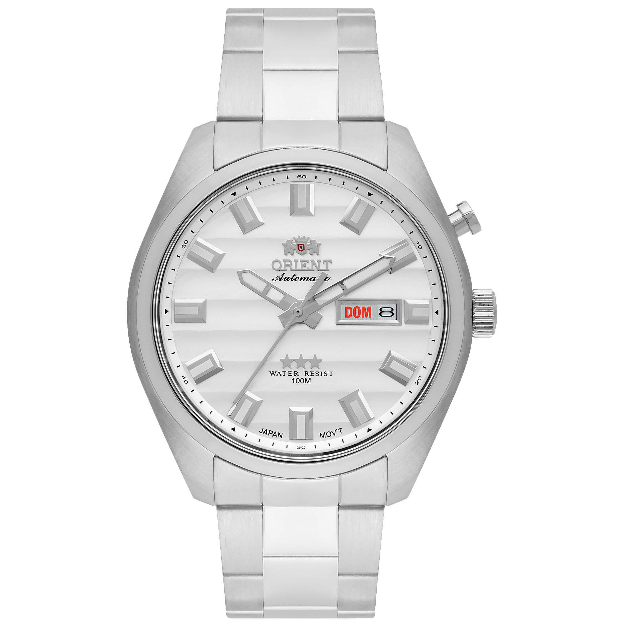 Relógio Masculino Orient 469SS076 S1SX