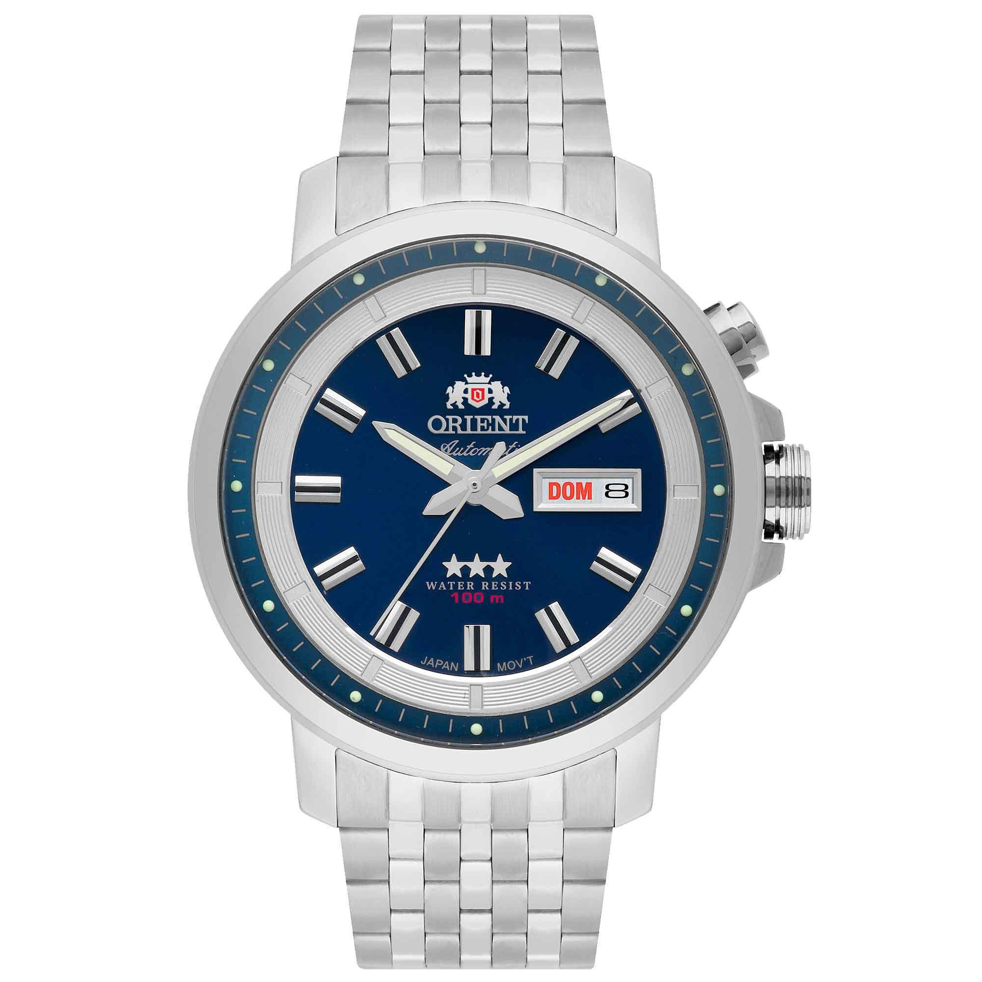 Relógio Masculino Orient 469SS079 D1SX