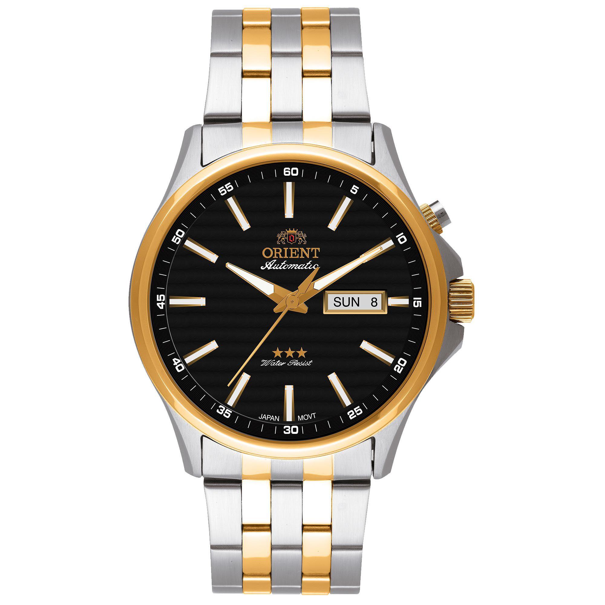 Relógio Masculino Orient 469TT043 P1SK