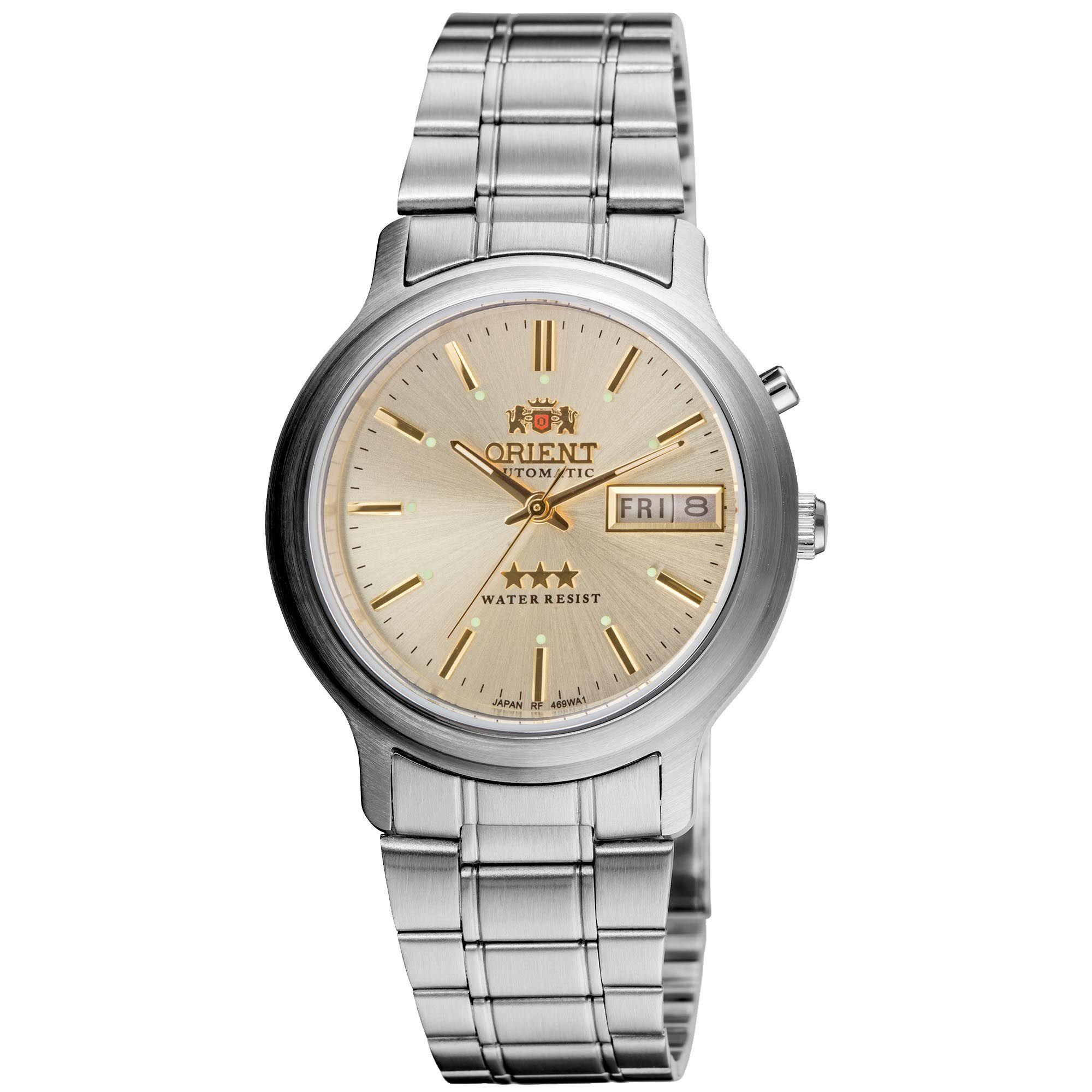 Relógio Masculino Orient 469WA1A C1SX