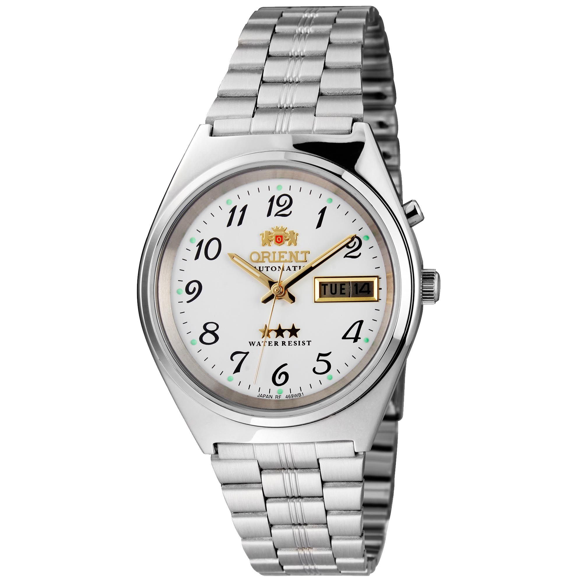 Relógio Masculino Orient 469WB1A B2SX
