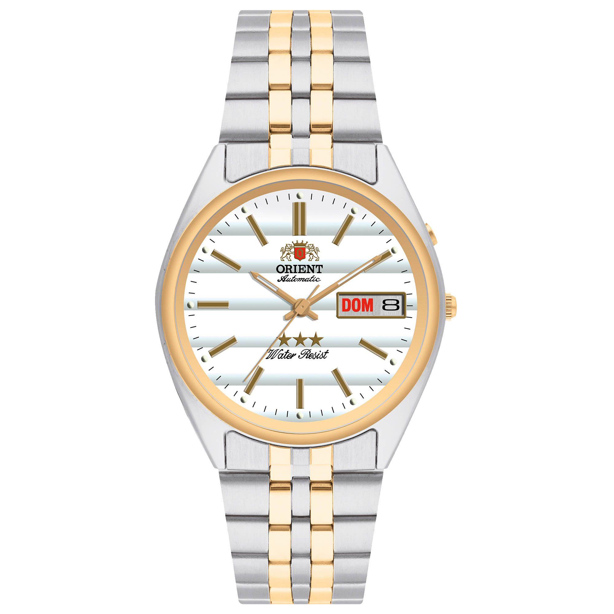 Relógio Masculino Orient 469WC1 B1KS