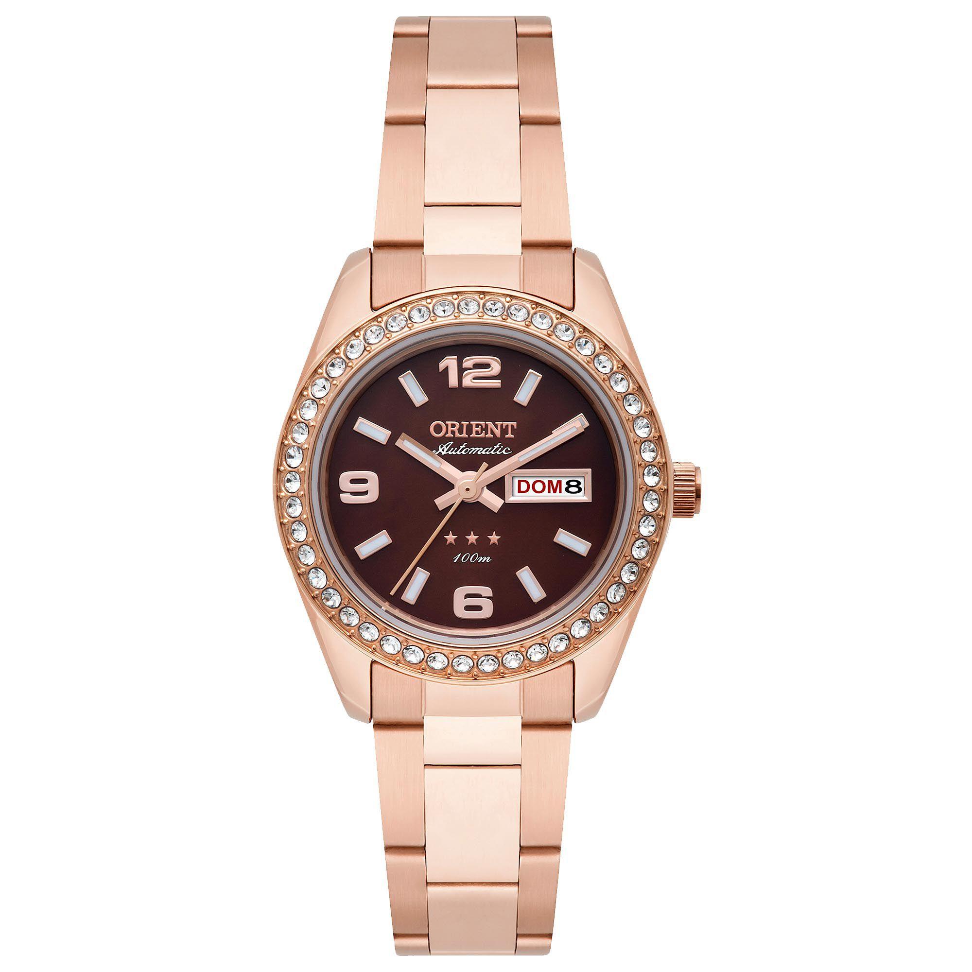 Relógio Feminino Orient 559RG008 N2RX