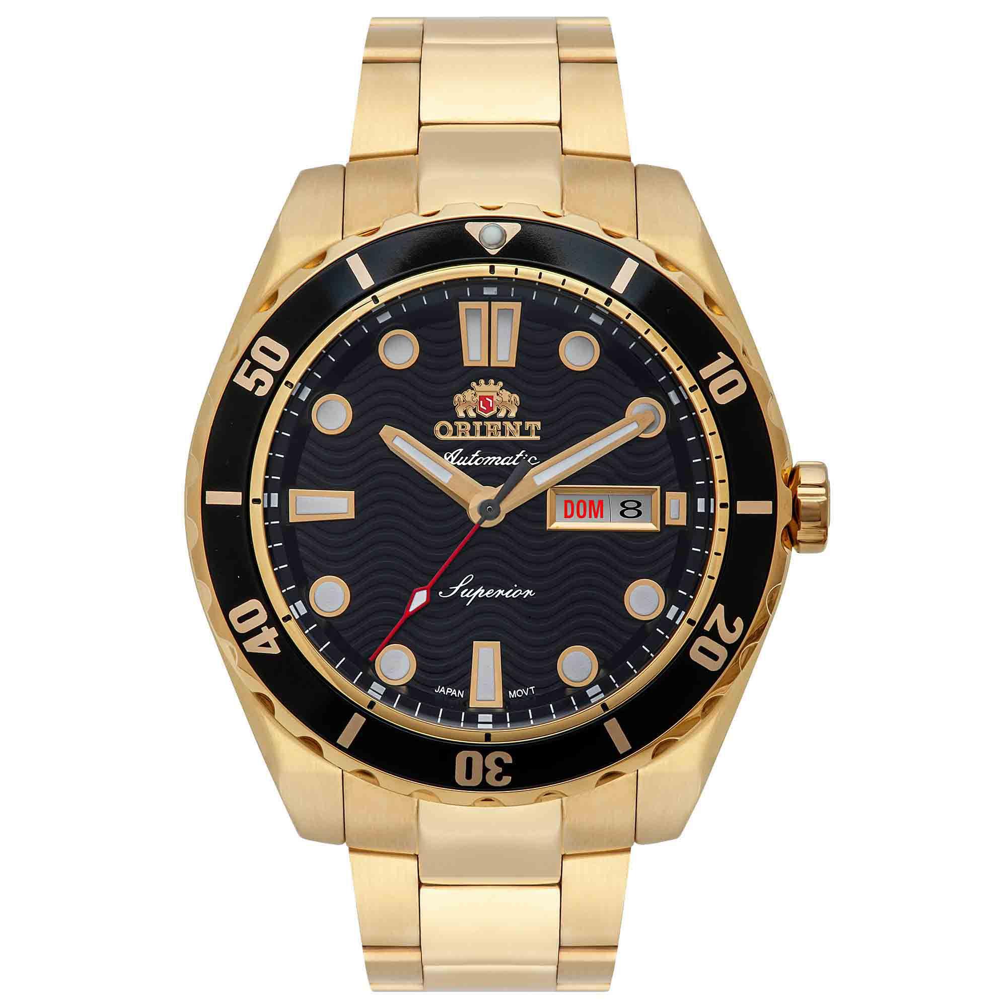 Relógio Masculino Orient F49GG003 P1KX