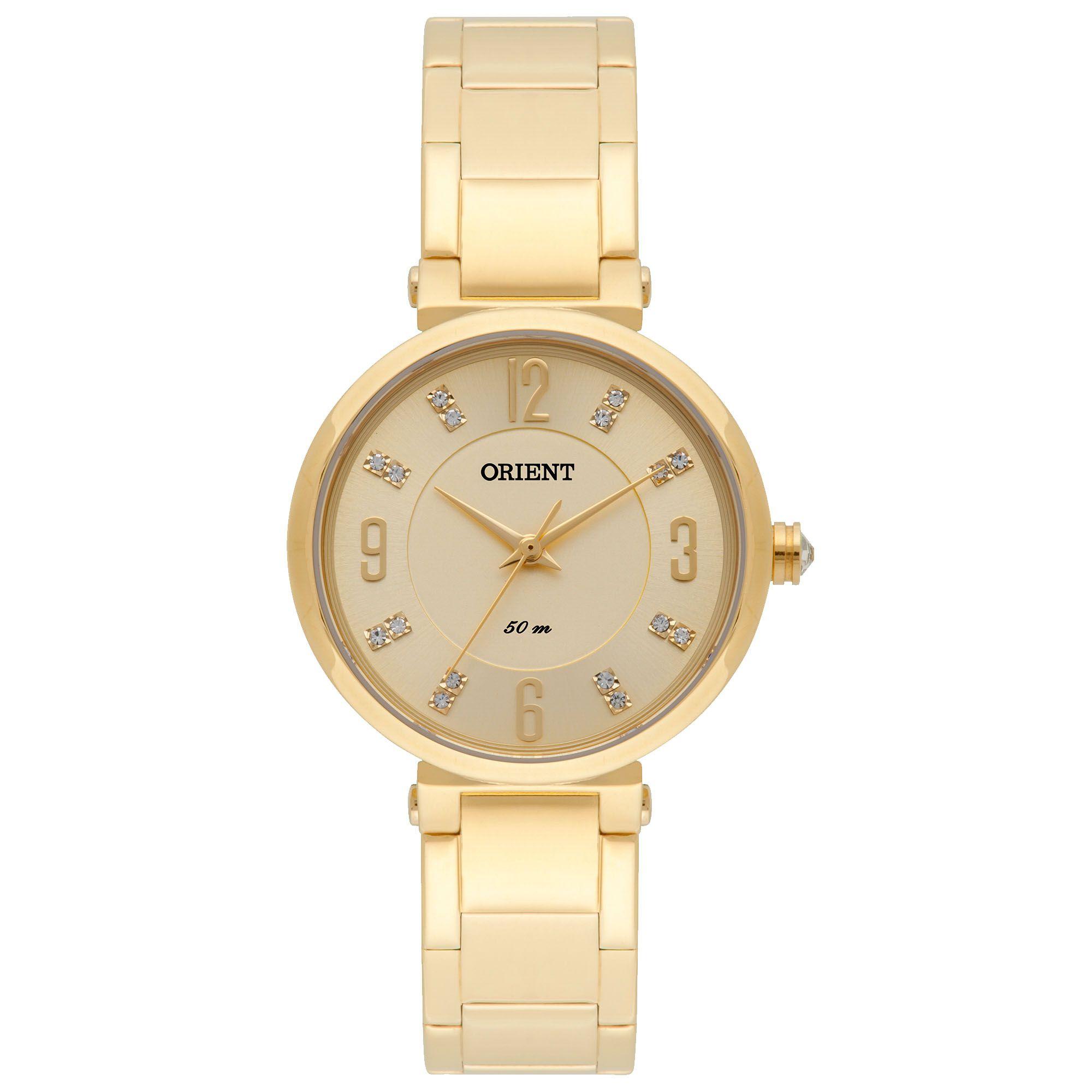 Relógio Feminino Orient FGSS0059 C2KX