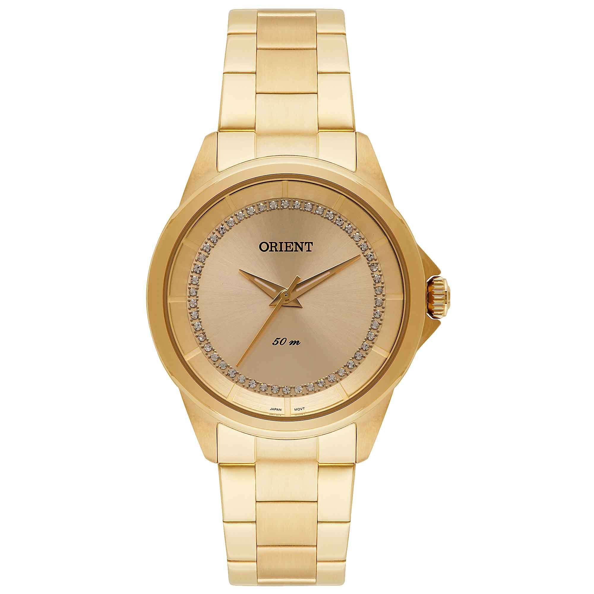Relógio Feminino Orient FGSS0076 C1KX