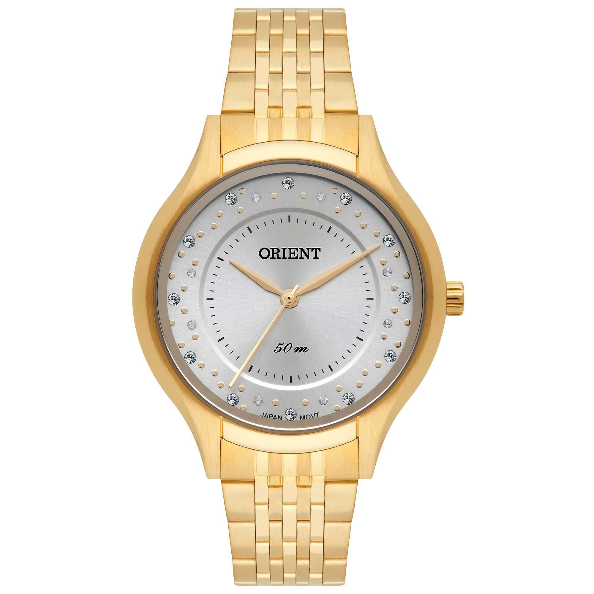 Relógio Feminino Orient FGSS0114 G1KX