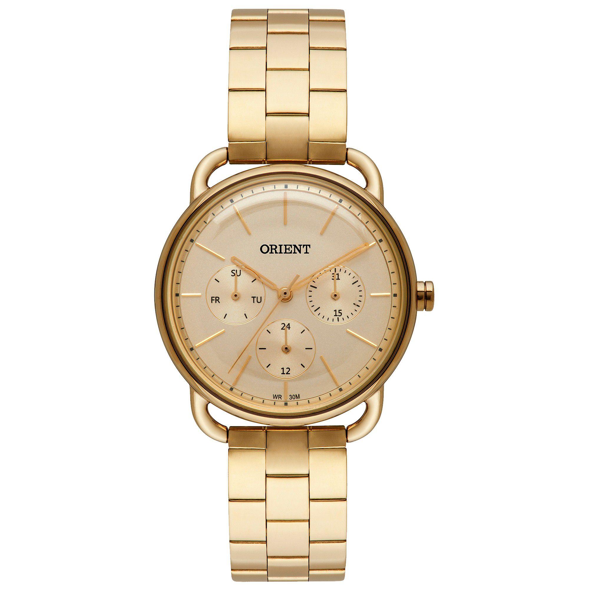 Relógio Feminino Orient FGSSM062 C1KX