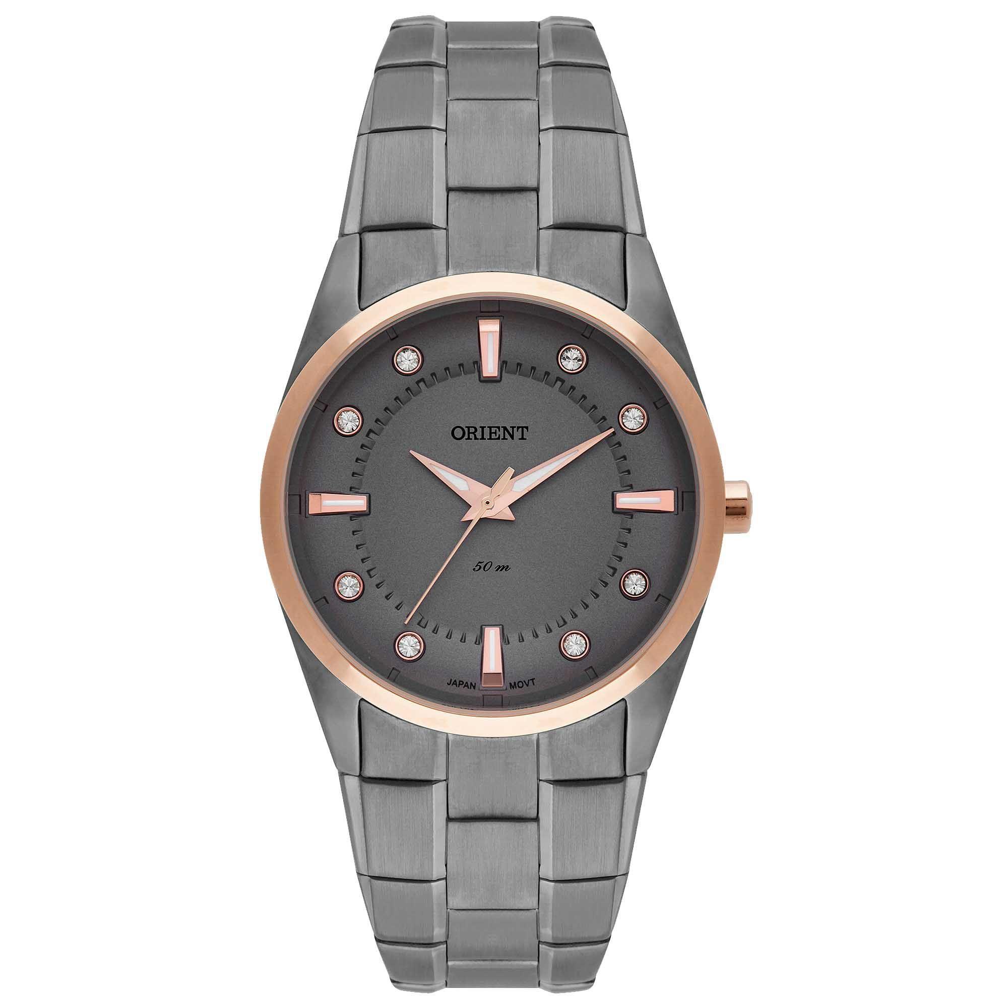 Relógio Feminino Orient FTSS0051 G1GX