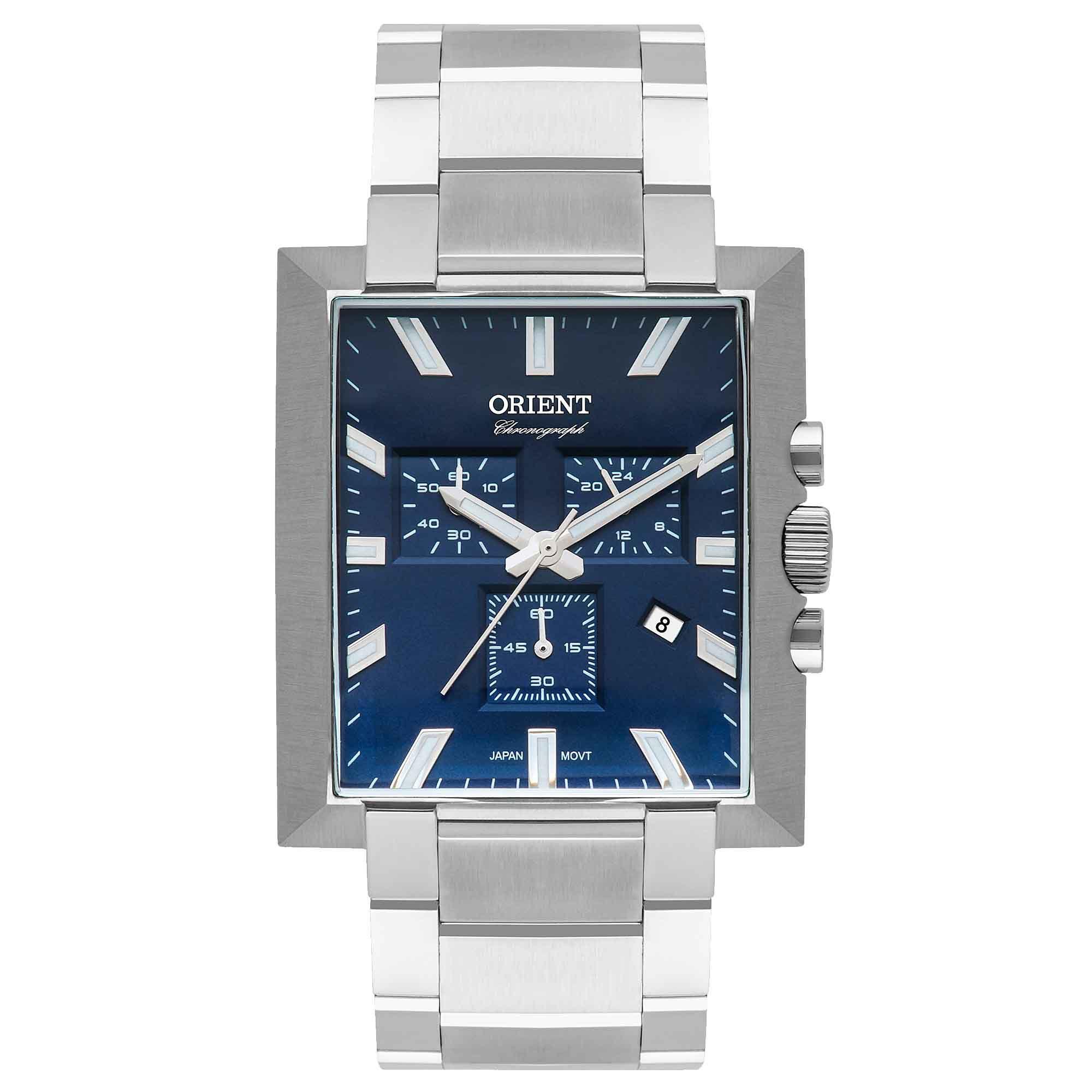 Relógio Masculino Orient GBSSC011 D1SX