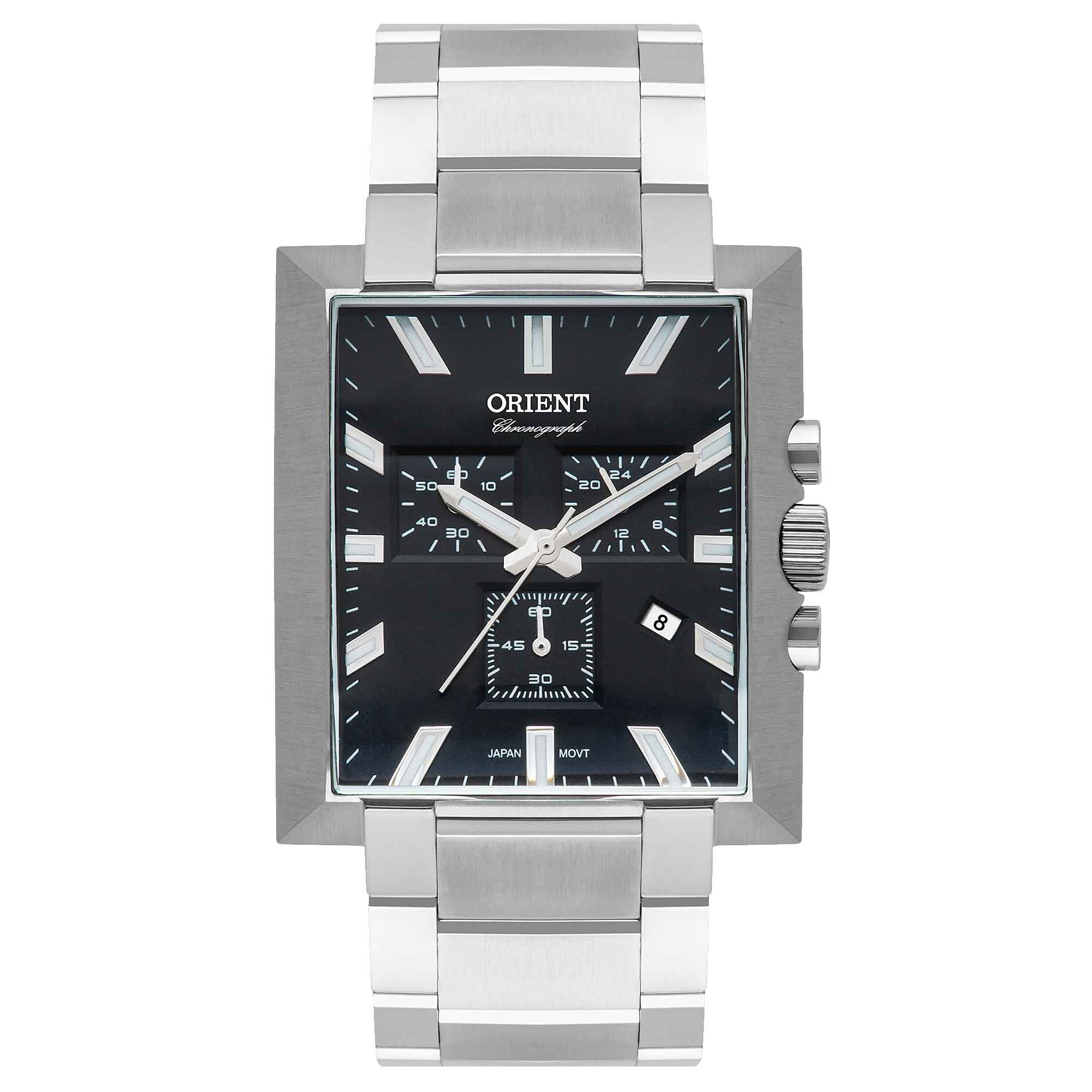 Relógio Masculino Orient GBSSC011 P1SX