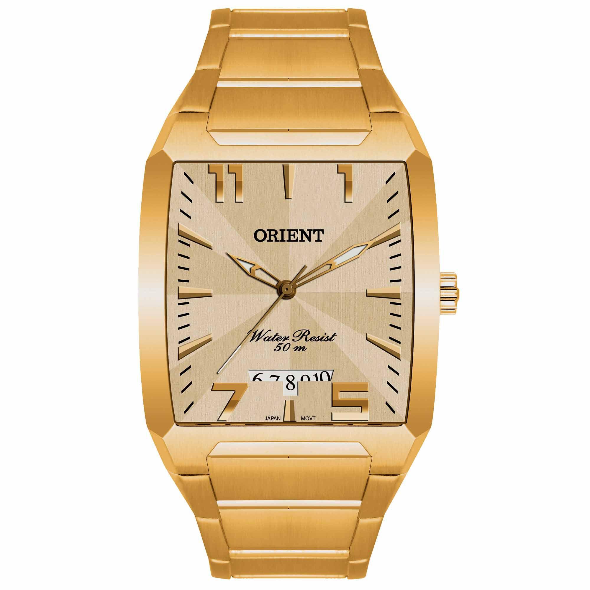 Relógio Masculino Orient GGSS1007 C2KX
