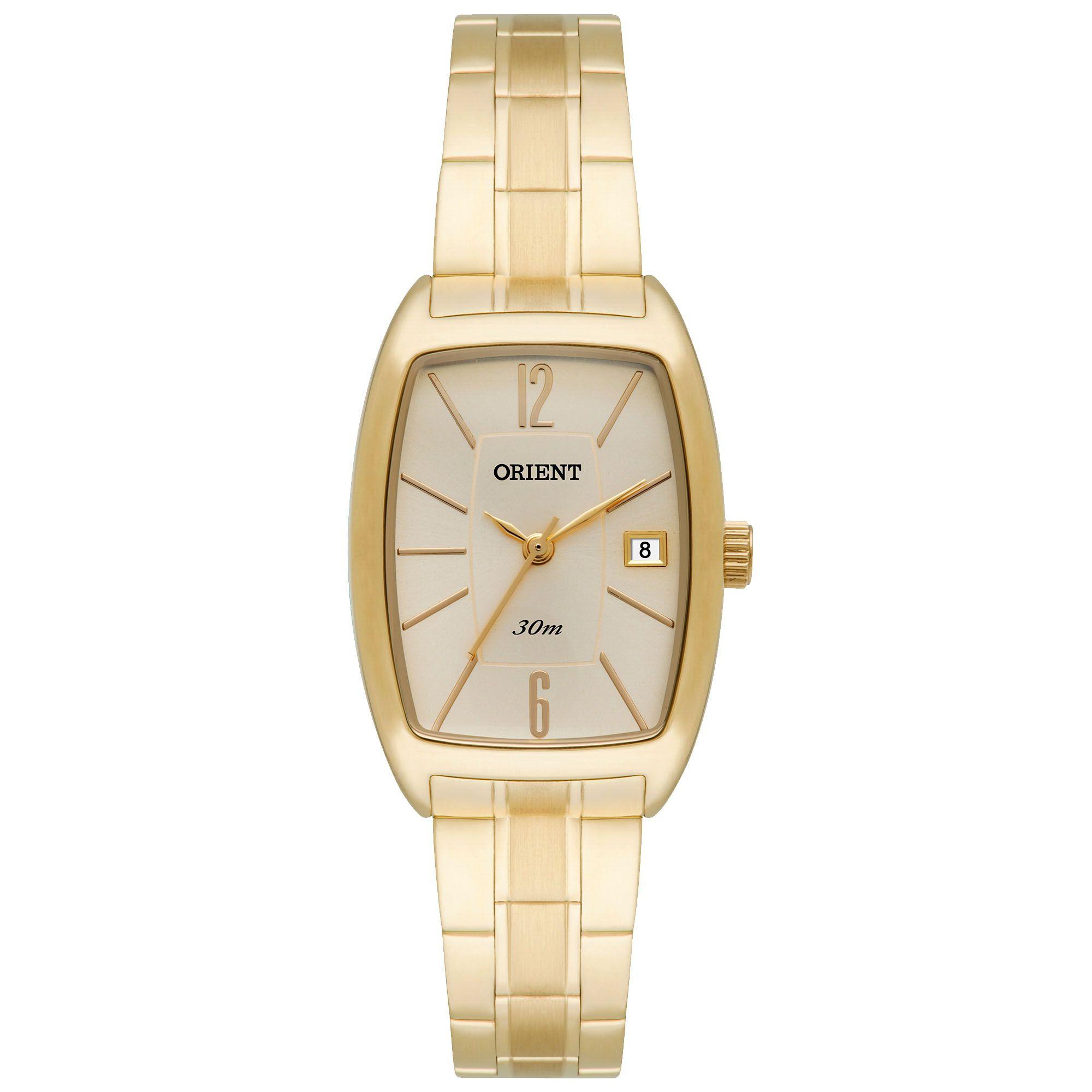 Relógio Feminino Orient LGSS1013 C2KX