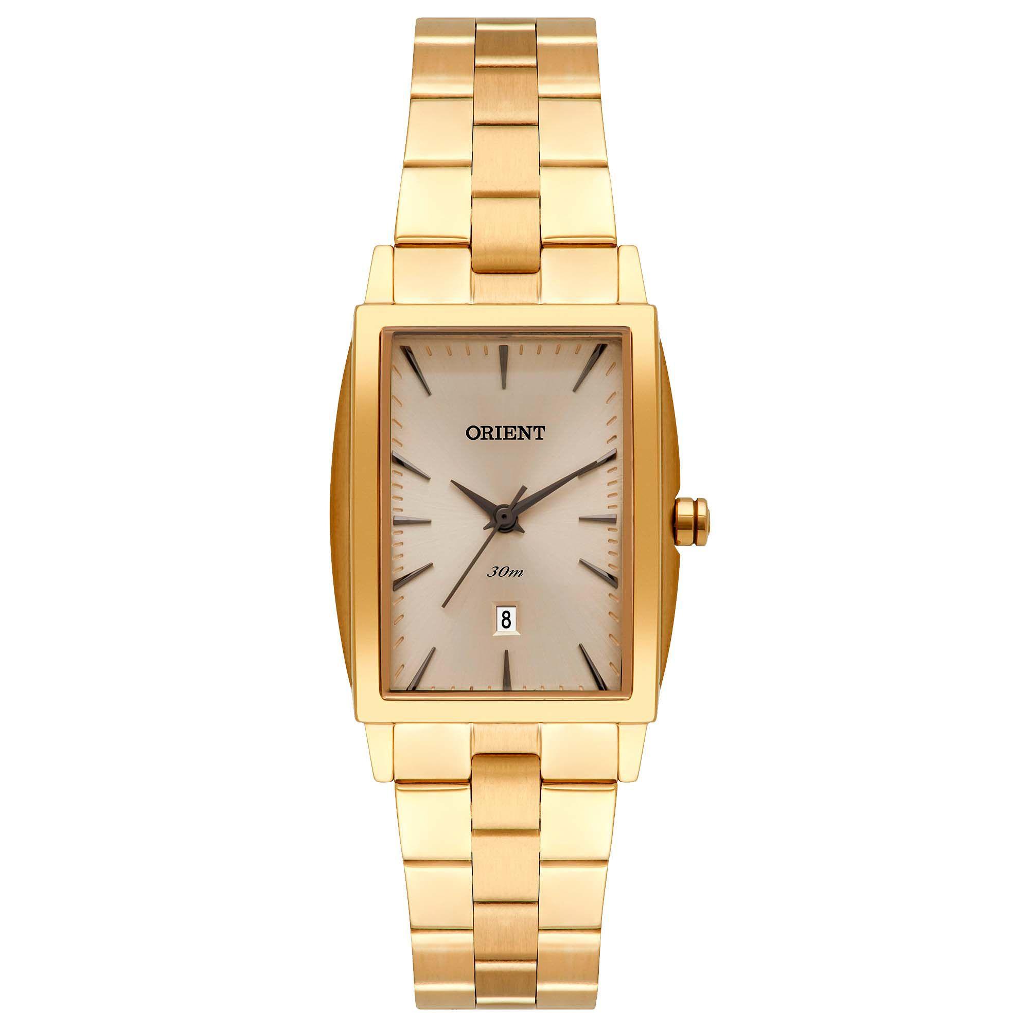Relógio Feminino Orient LGSS1015 C1KX