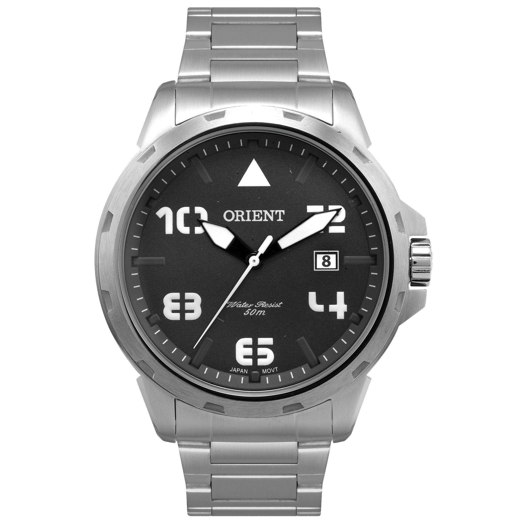 Relógio Masculino Orient MBSS1195 G2SX