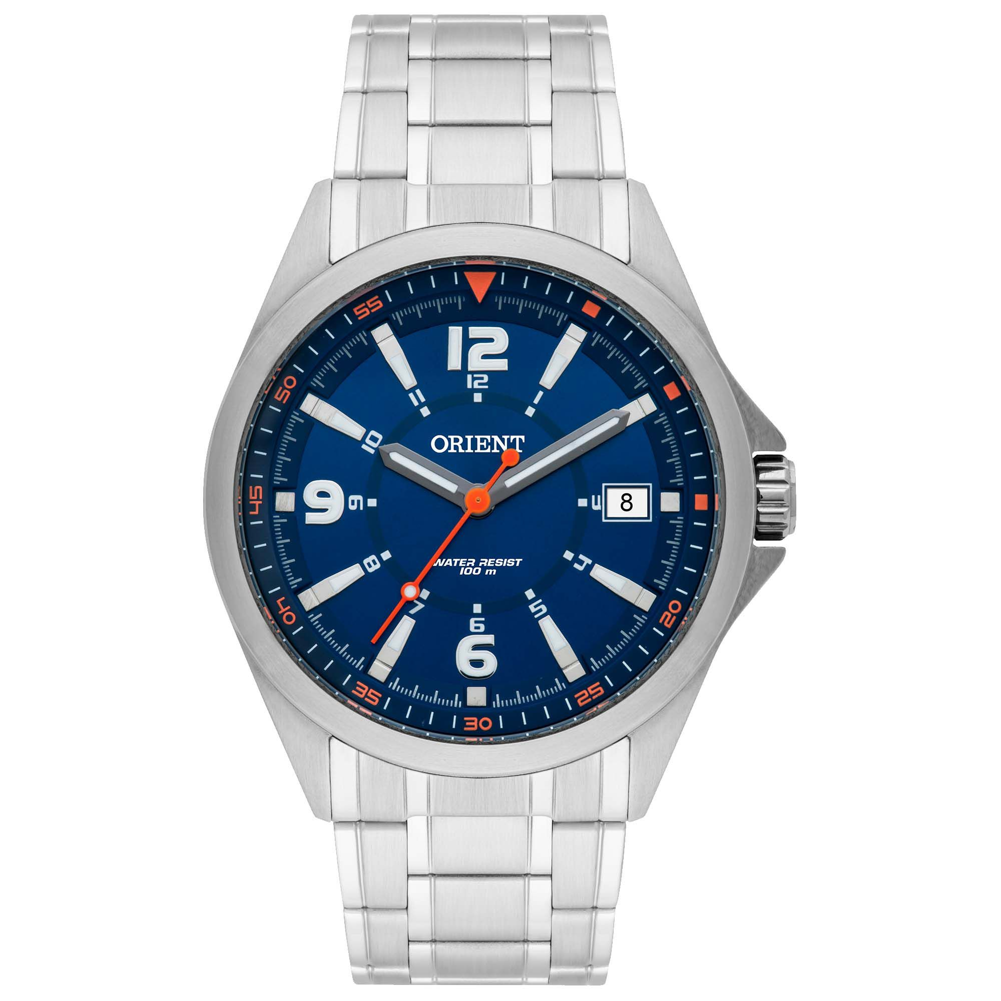 Relógio Masculino Orient MBSS1270 D2SX