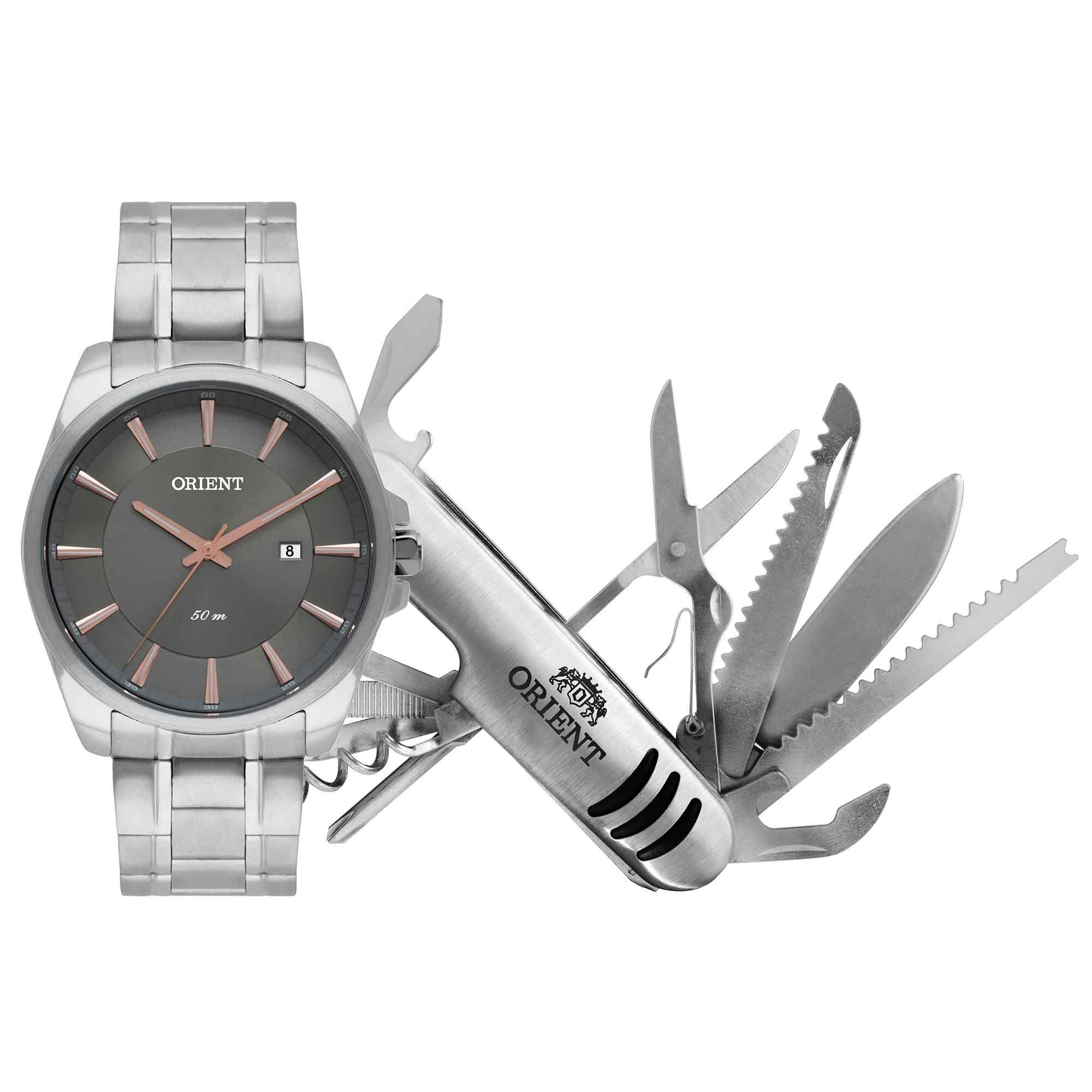 Relógio Masculino Orient MBSS1320 KW81I1SX