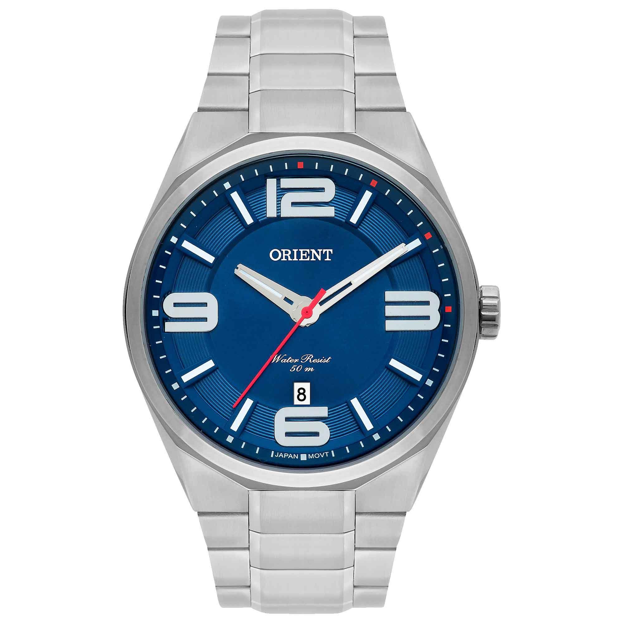 Relógio Masculino Orient MBSS1326 D2SX