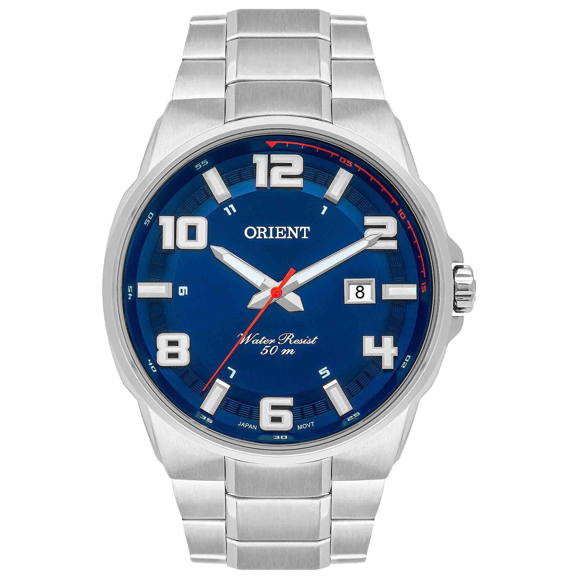 Relógio Masculino Orient MBSS1366 D2SX