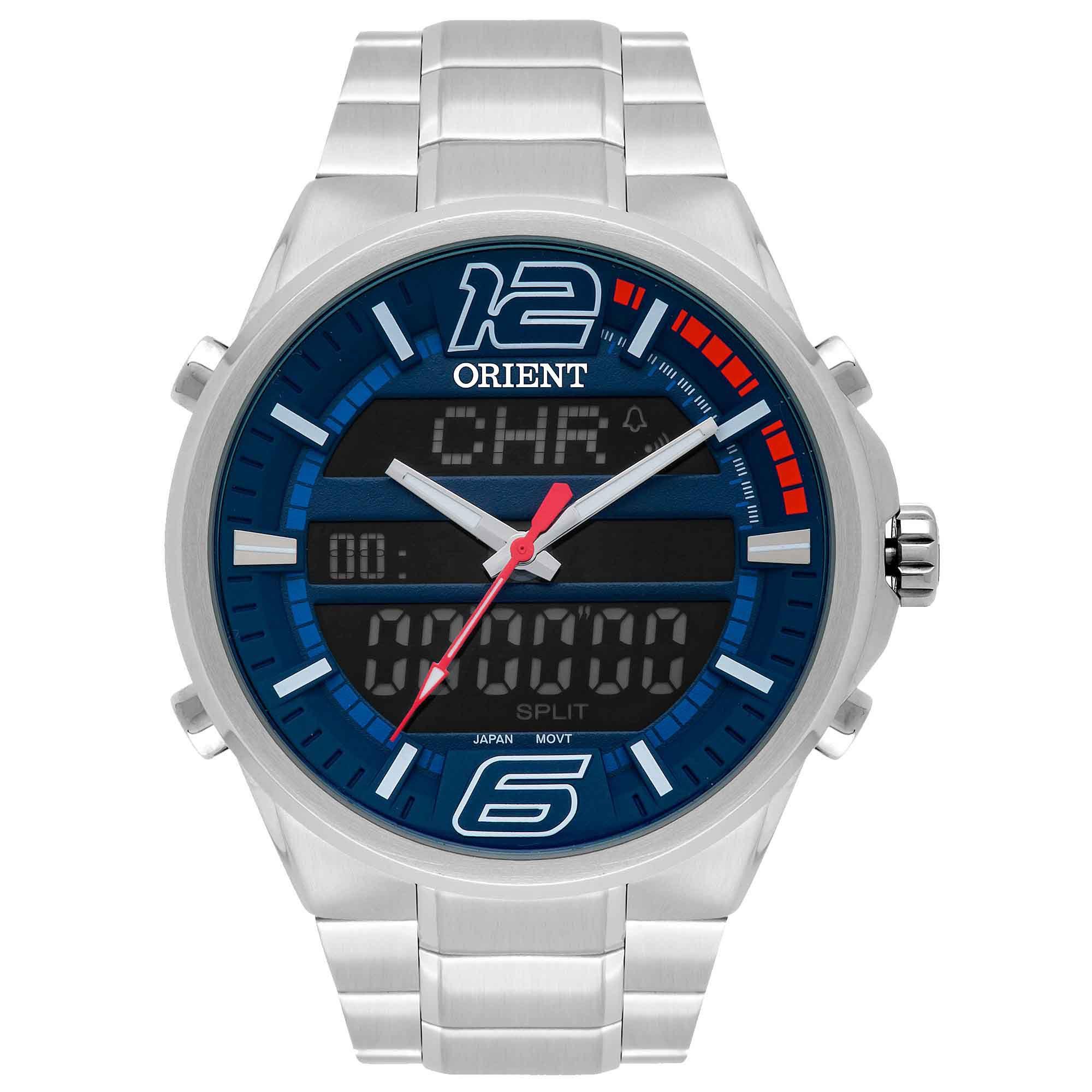 Relógio Masculino Orient MBSSA047 DVSX