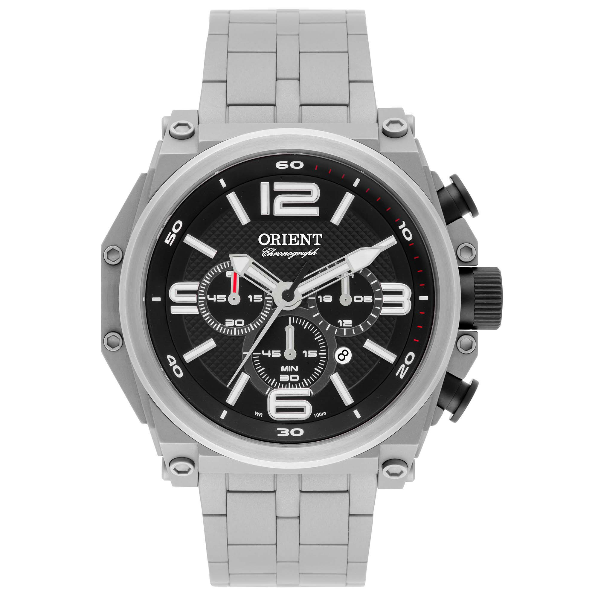 Relógio Masculino Orient MBTTC013 P2GX