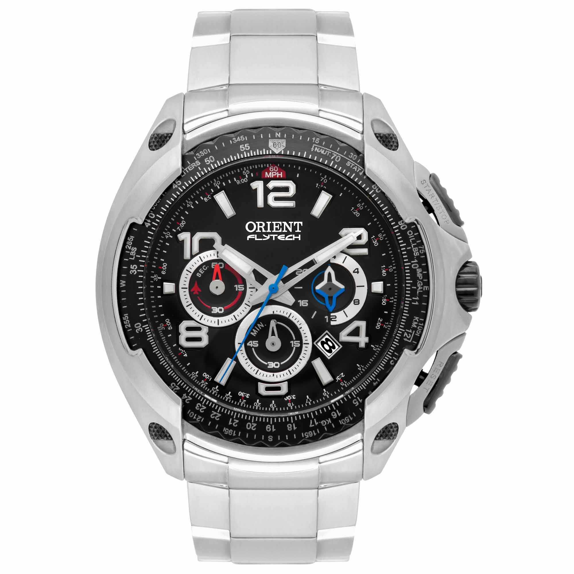 Relógio Masculino Orient MBTTC015 P2GX