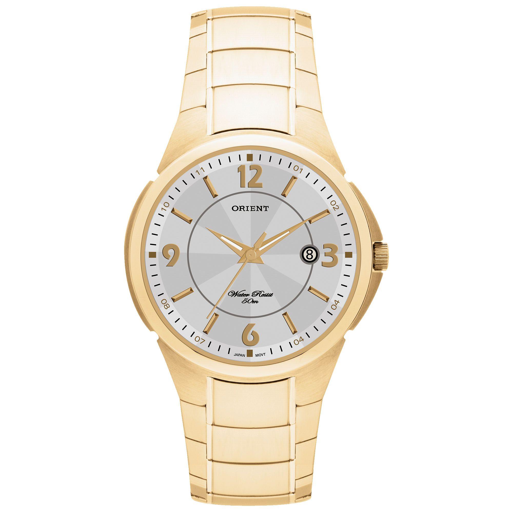 Relógio Masculino Orient MGSS1006 S2KX