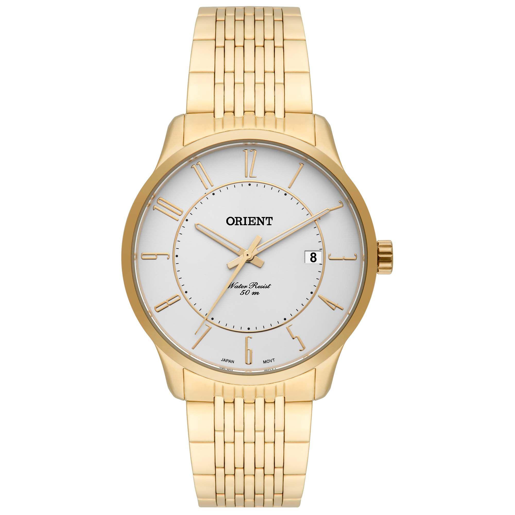 Relógio Masculino Orient MGSS1109 S2KX