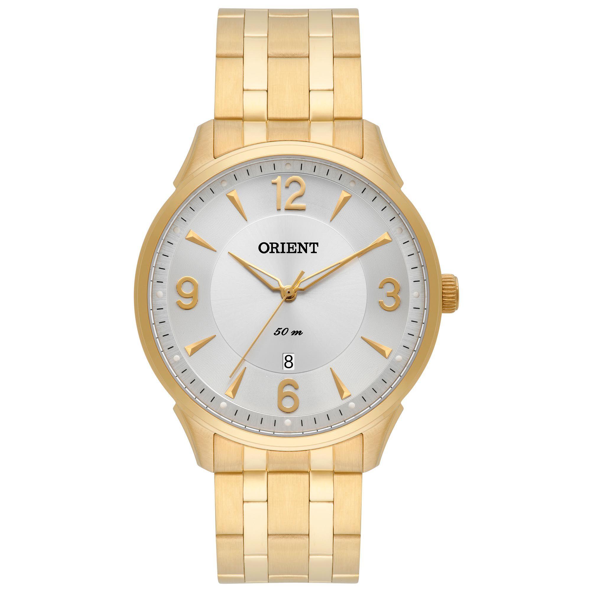 Relógio Masculino Orient MGSS1118 S2KX