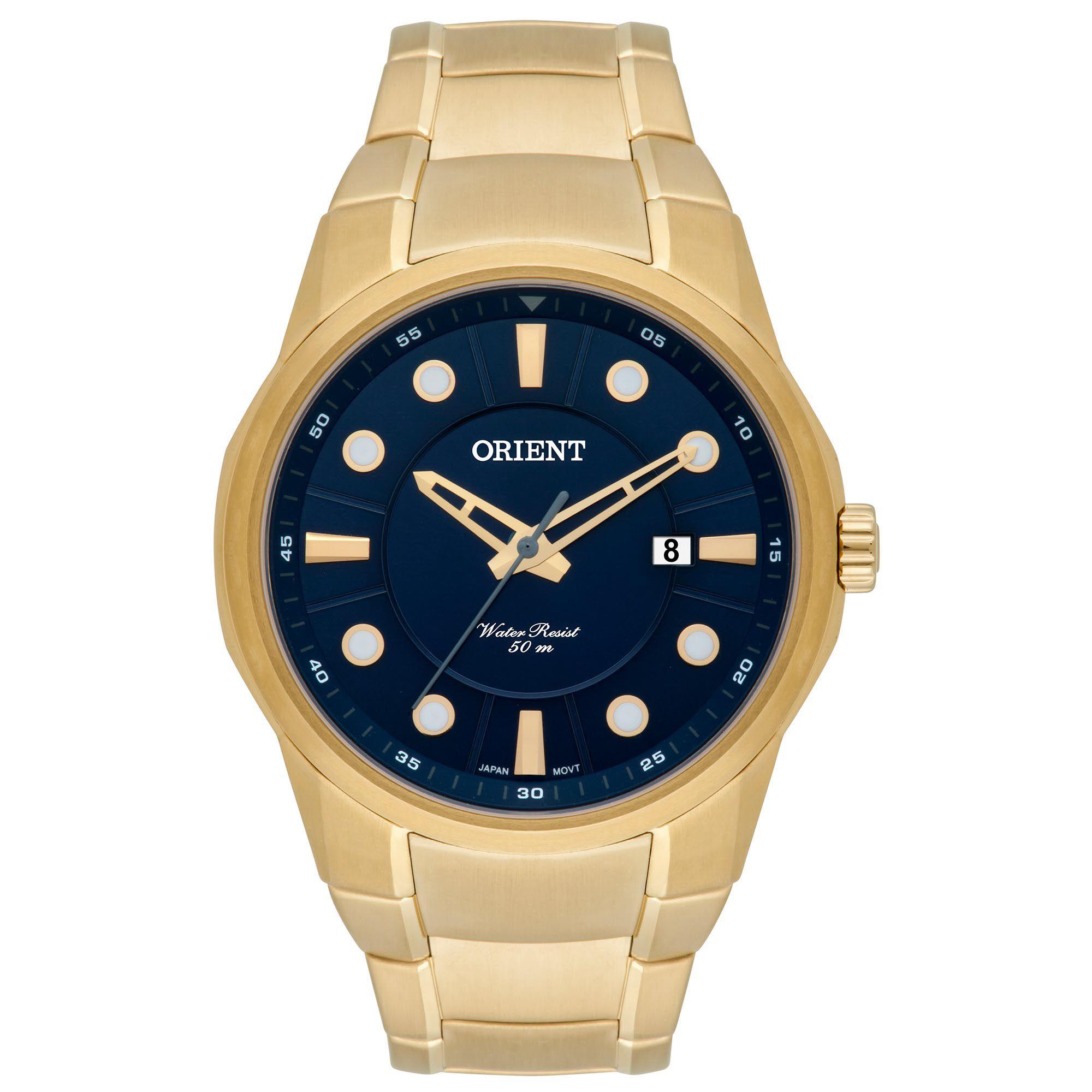 Relógio Masculino Orient MGSS1121 D1KX