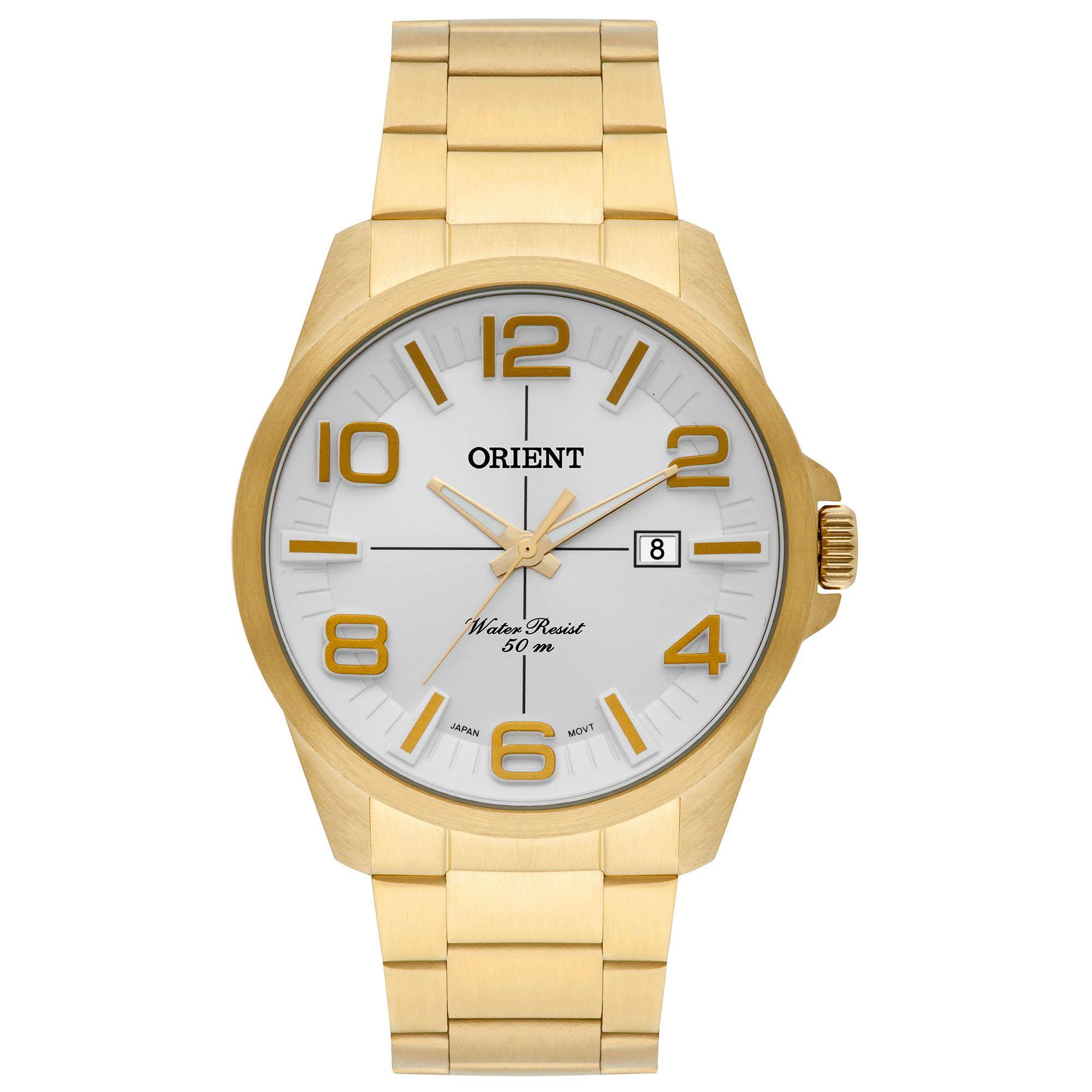 Relógio Masculino Orient MGSS1123 S2KX