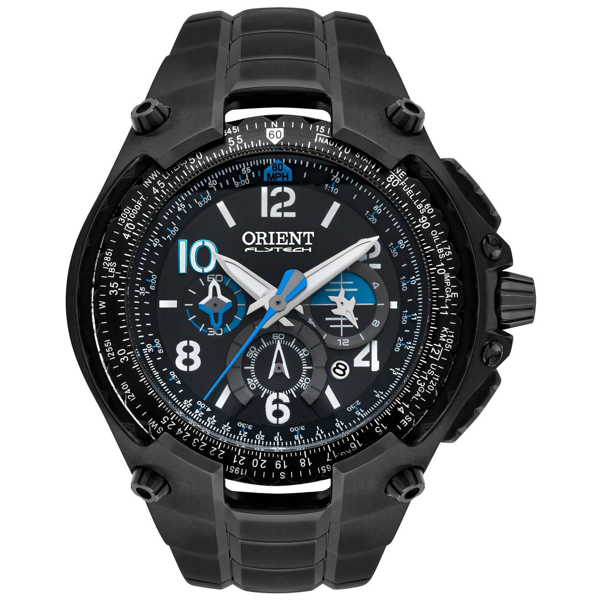 Relógio Masculino Orient MPTTC001 P2PX Edição Limitada 930/1028