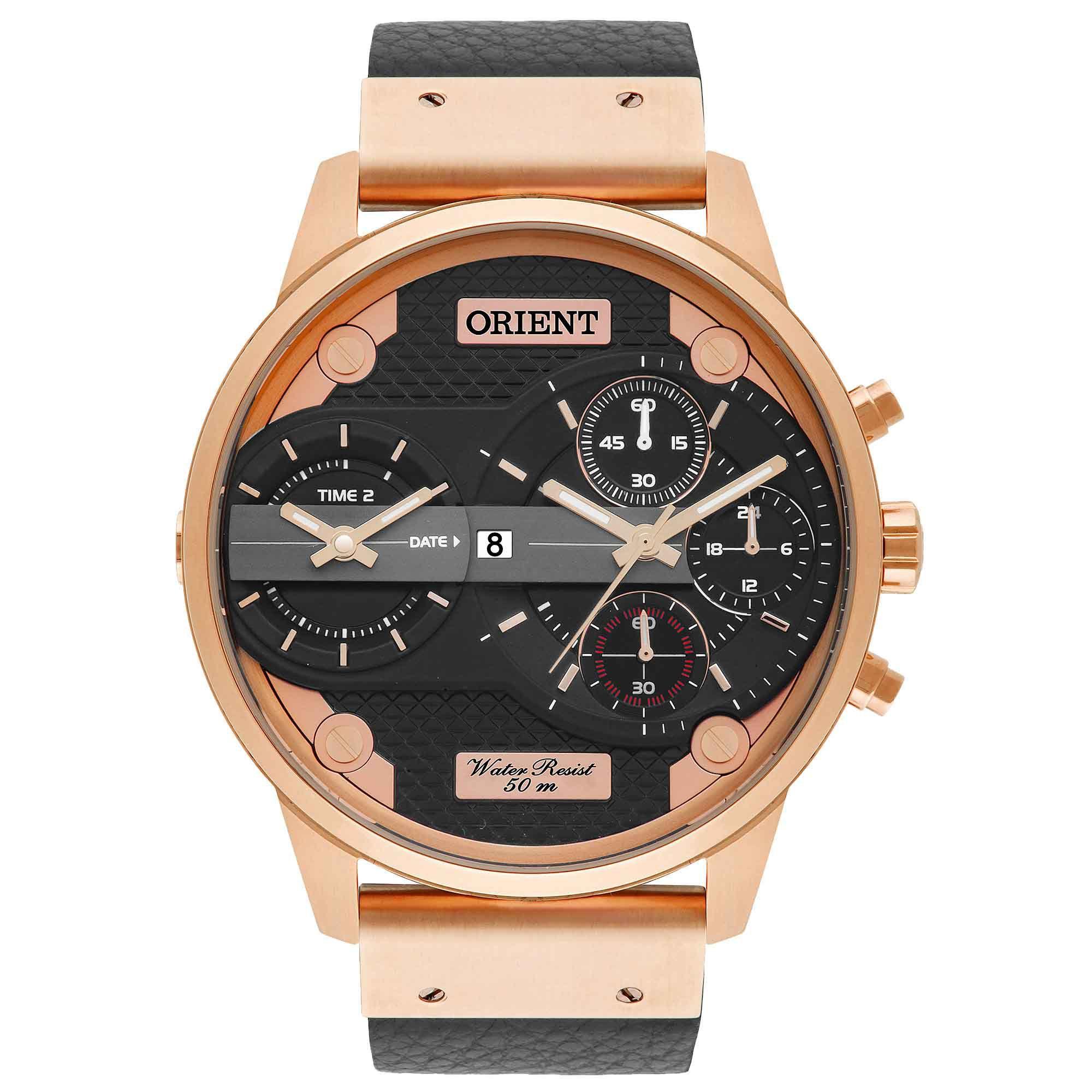 Relógio Masculino Orient MRSCT001 P1SX