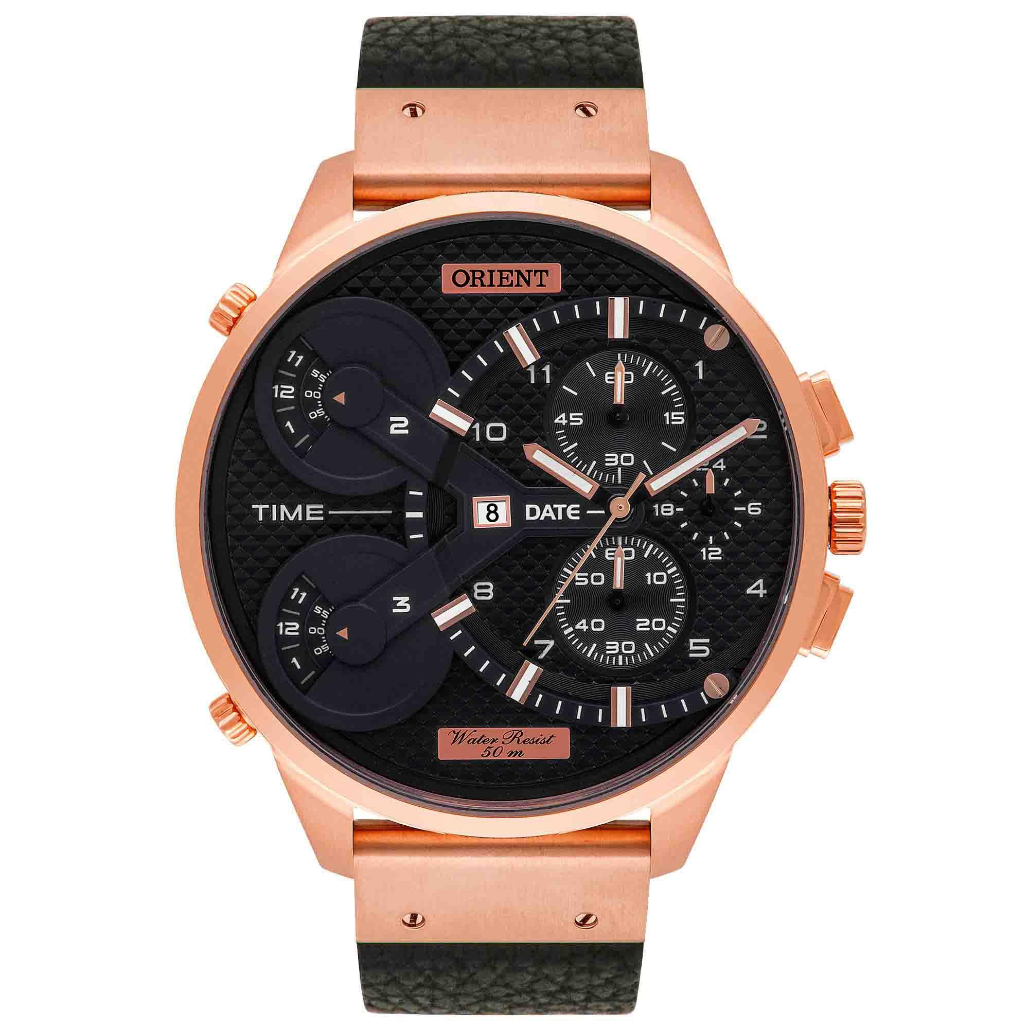 Relógio Masculino Orient MRSCT003 P2PX
