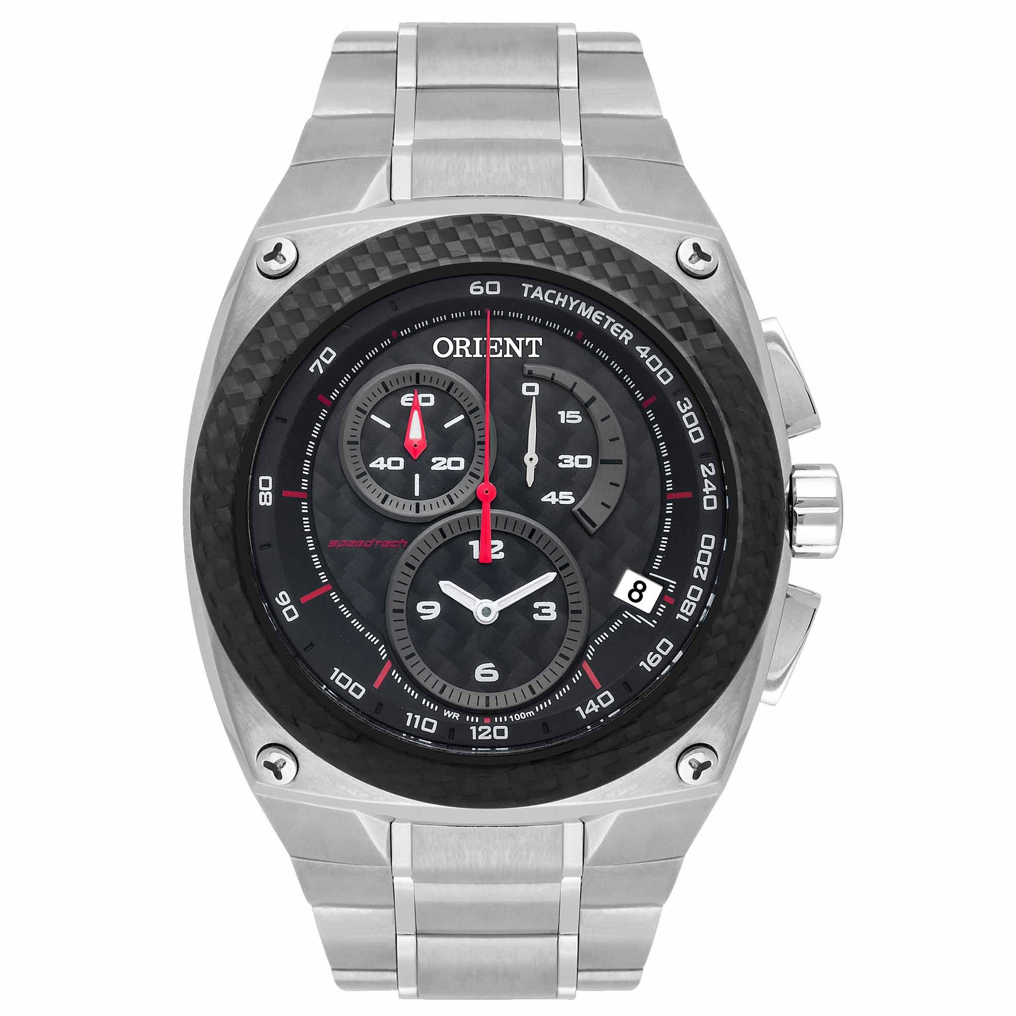 Relógio Masculino Orient MTFTC002 P1SX Edição Limitada 094/207
