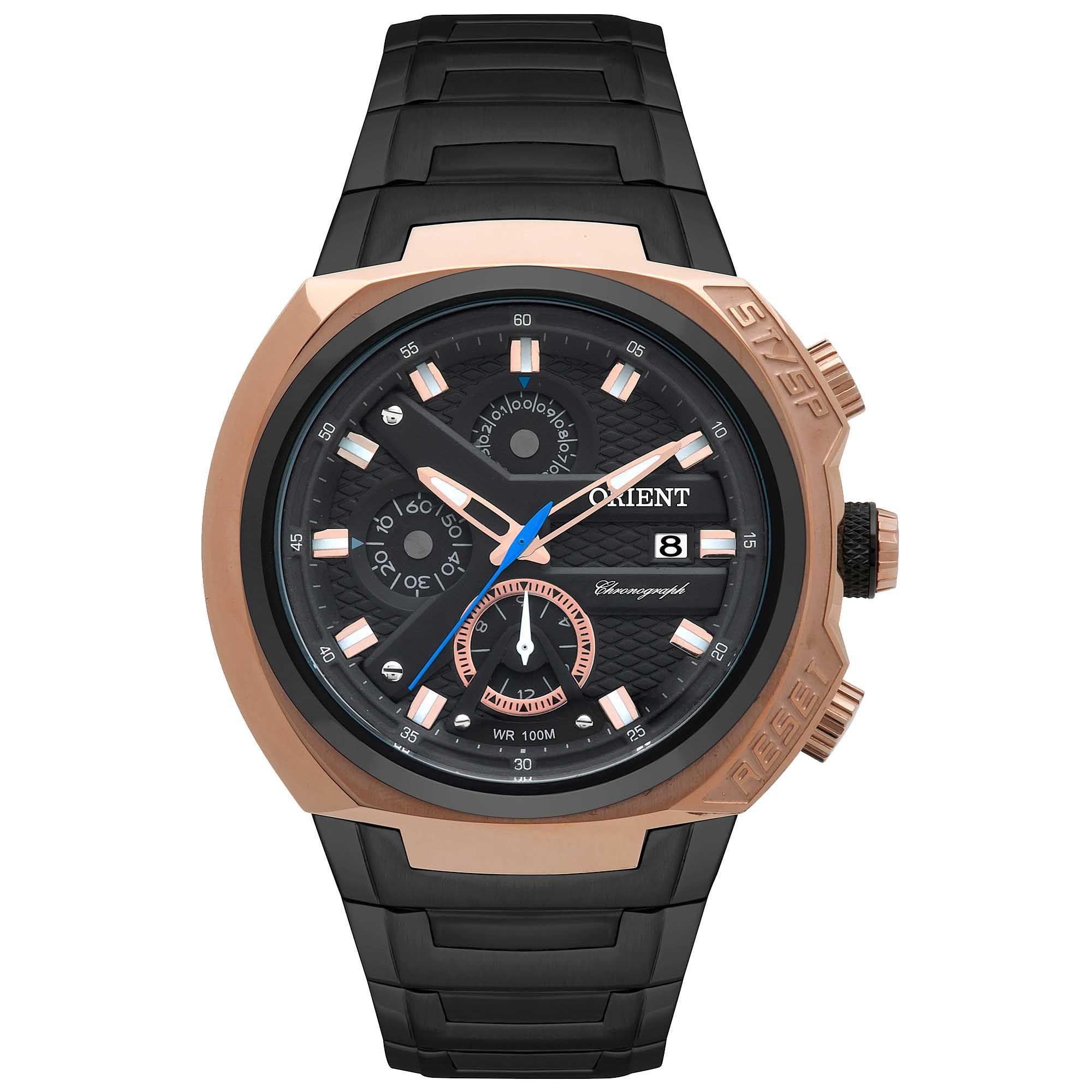 Relógio Masculino Orient MTSSC014 P1PX