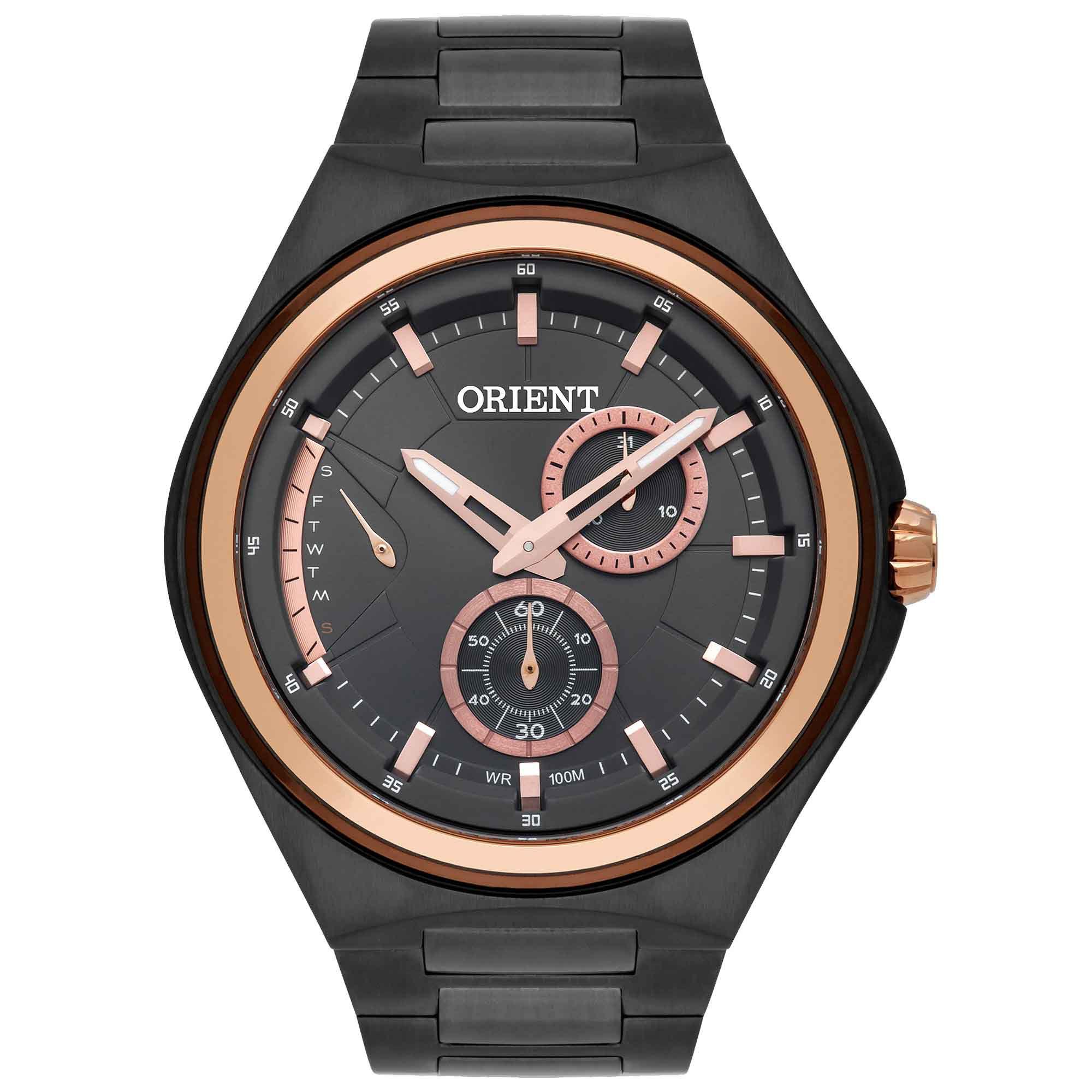 Relógio Masculino Orient MTSSM009 G1GX