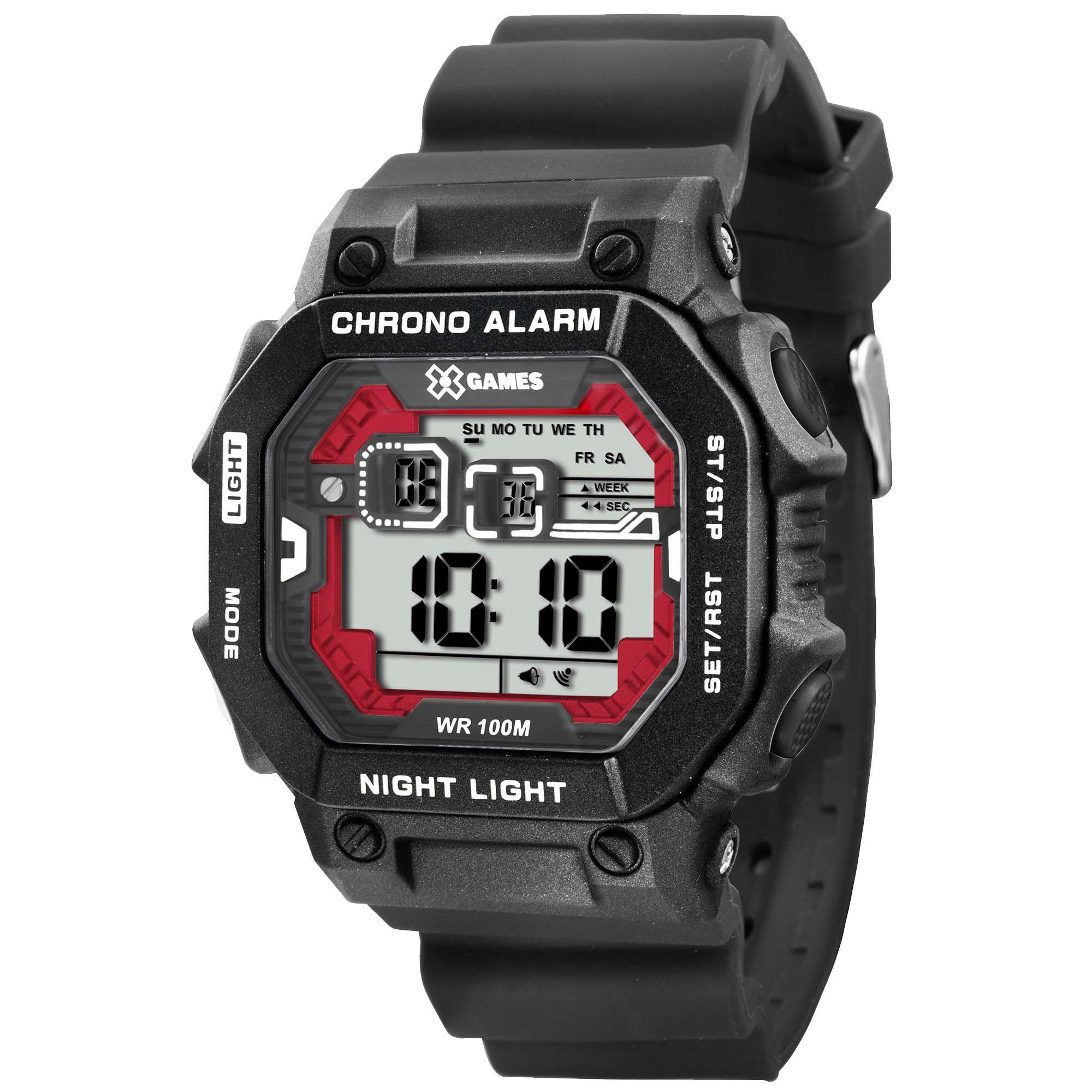 Relógio Masculino X Games XGPPD084 BXPX