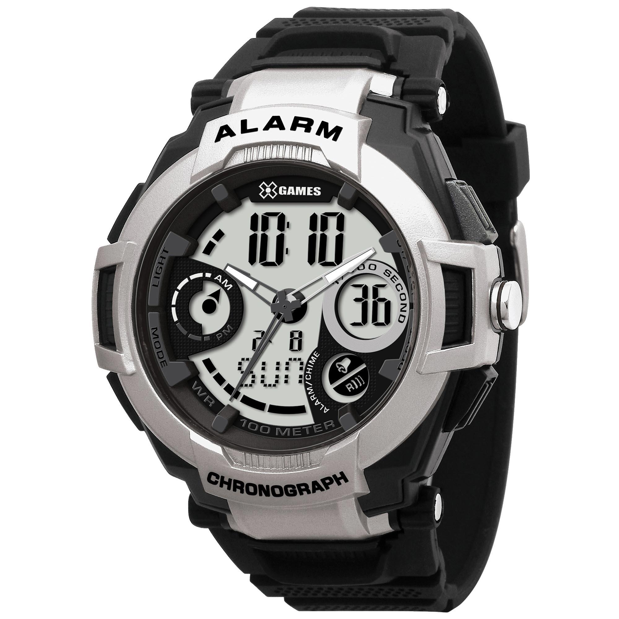 Relógio Masculino X Games XMPPA089 BXPX