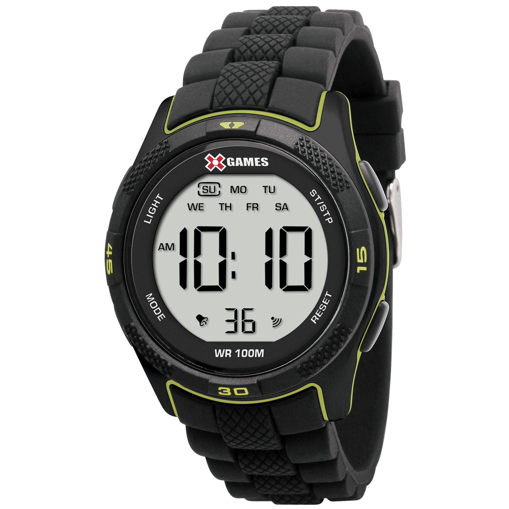 Relógio Masculino X Games XMPPD187 BXPX