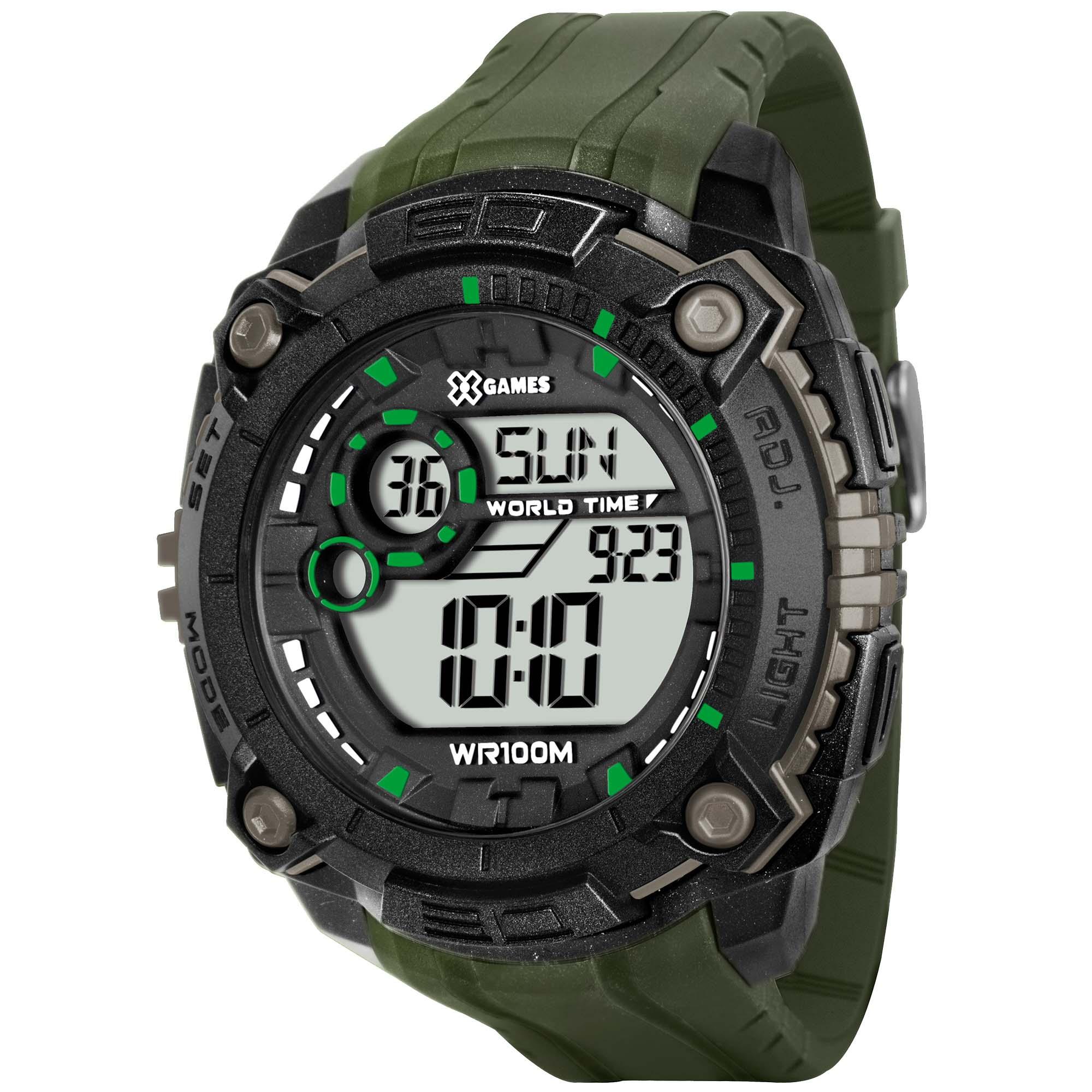 Relógio Masculino X Games XMPPD232 BXEX